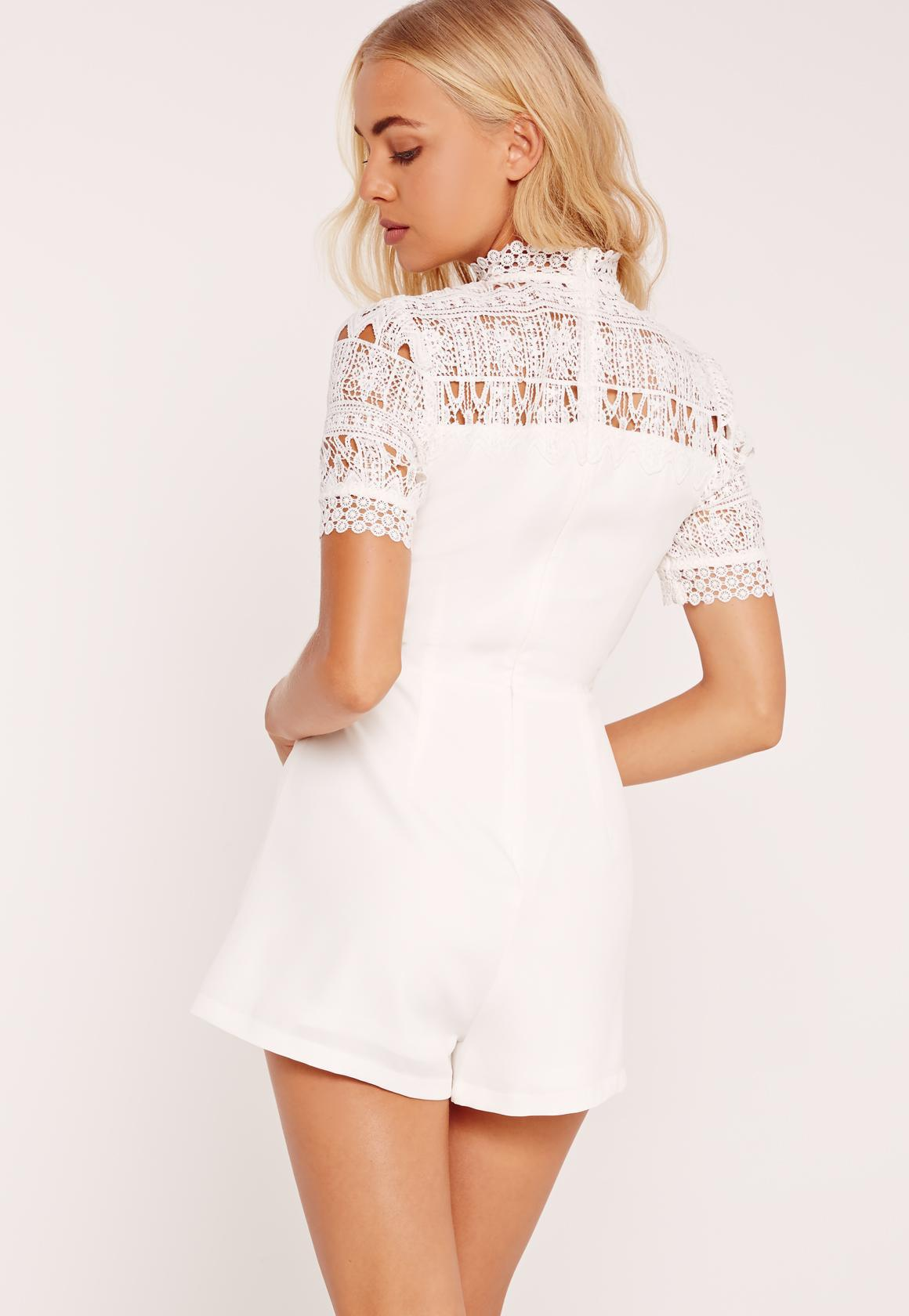 c91c162f1816 Gallery. Women s Off The Shoulder Rompers Women s Lace Jumpsuits ...