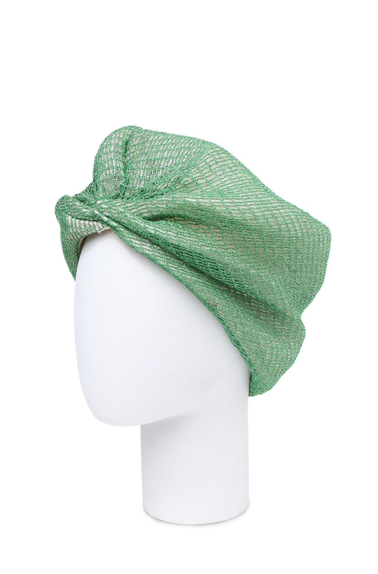 0fc0587dc67 Lyst - Missoni Turban in Green
