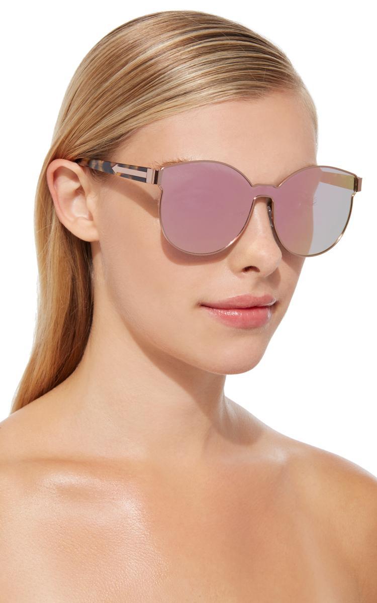 3cf7704b153c Lyst - Karen Walker Star Sailor Superstars Sunglasses