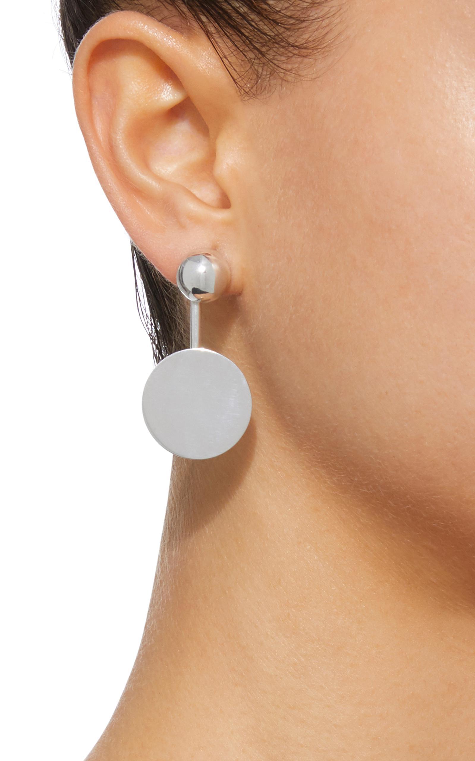 Nora Sterling Silver Earrings Agmes 9VJTHWjaS