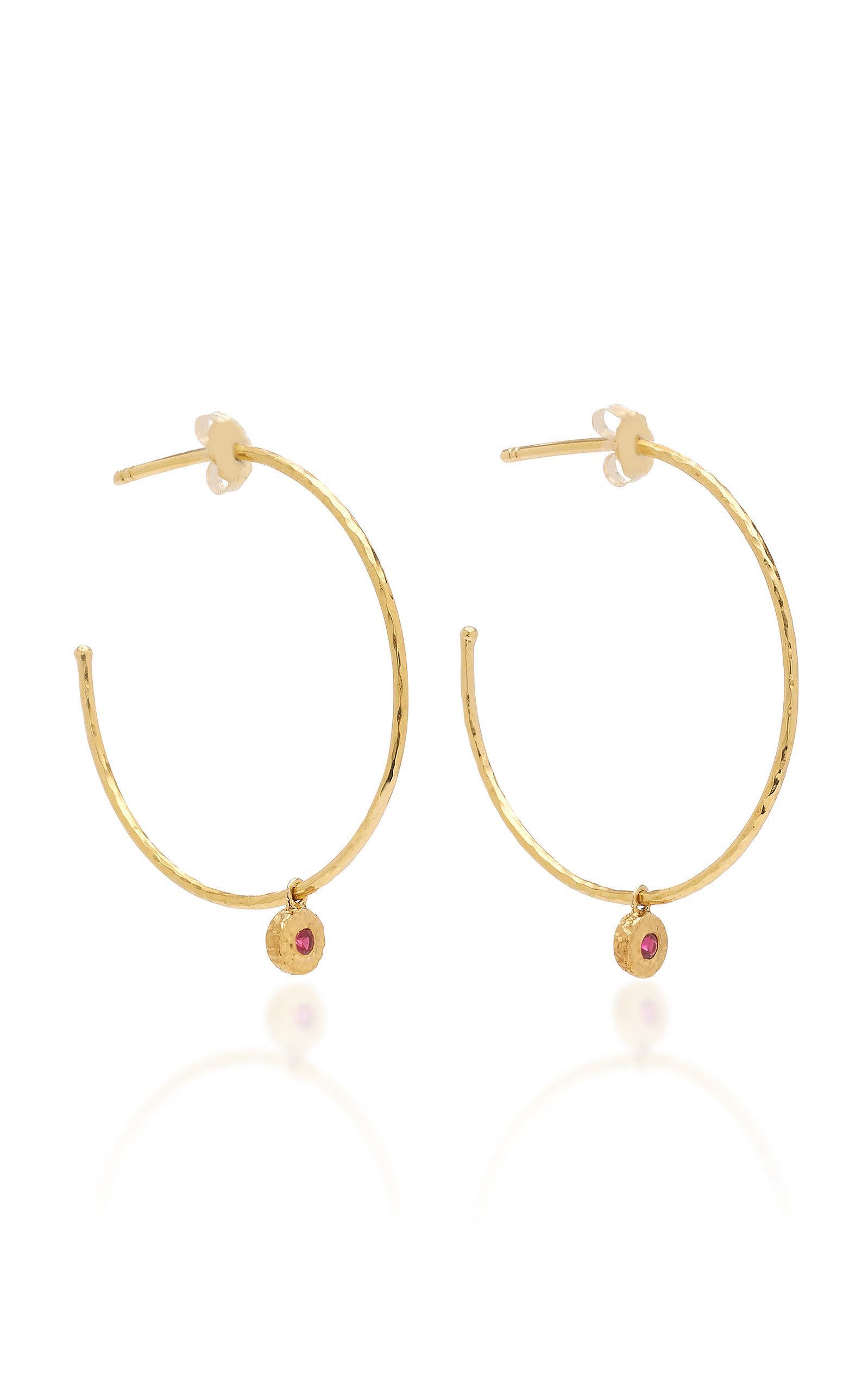 18K Gold Ruby Ring Octavia Elizabeth czeMdPn
