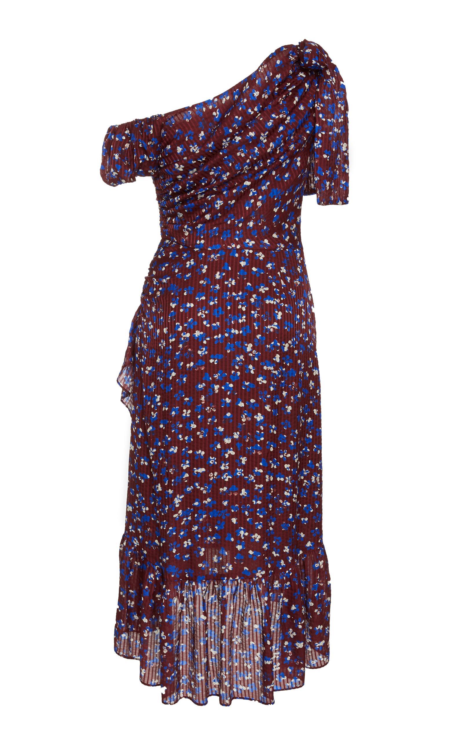 Uma Floral Dress Ulla Johnson rk5Sldqvma