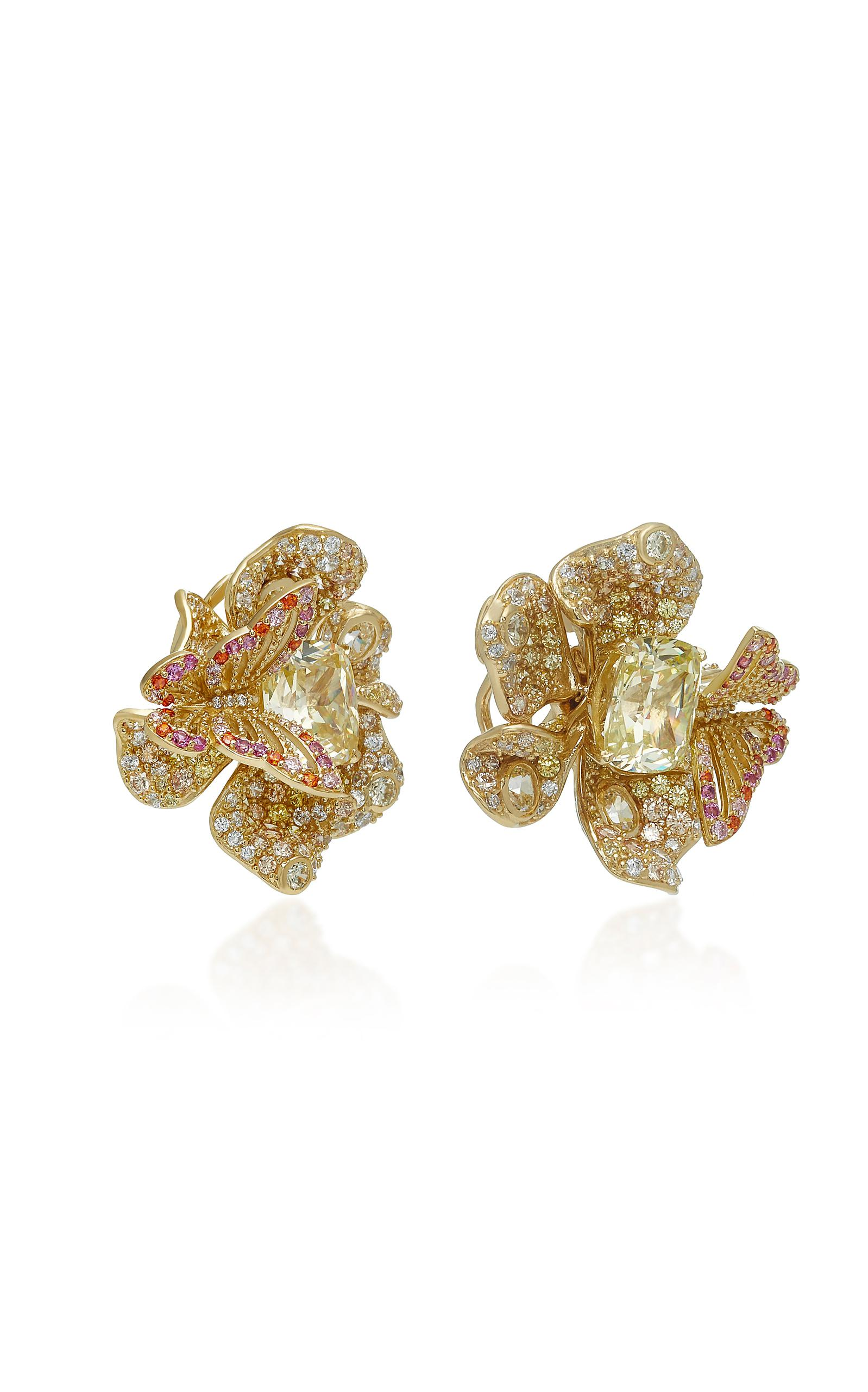 MO Exclusive: Ruby Coralbell Earrings Anabela Chan iohR1