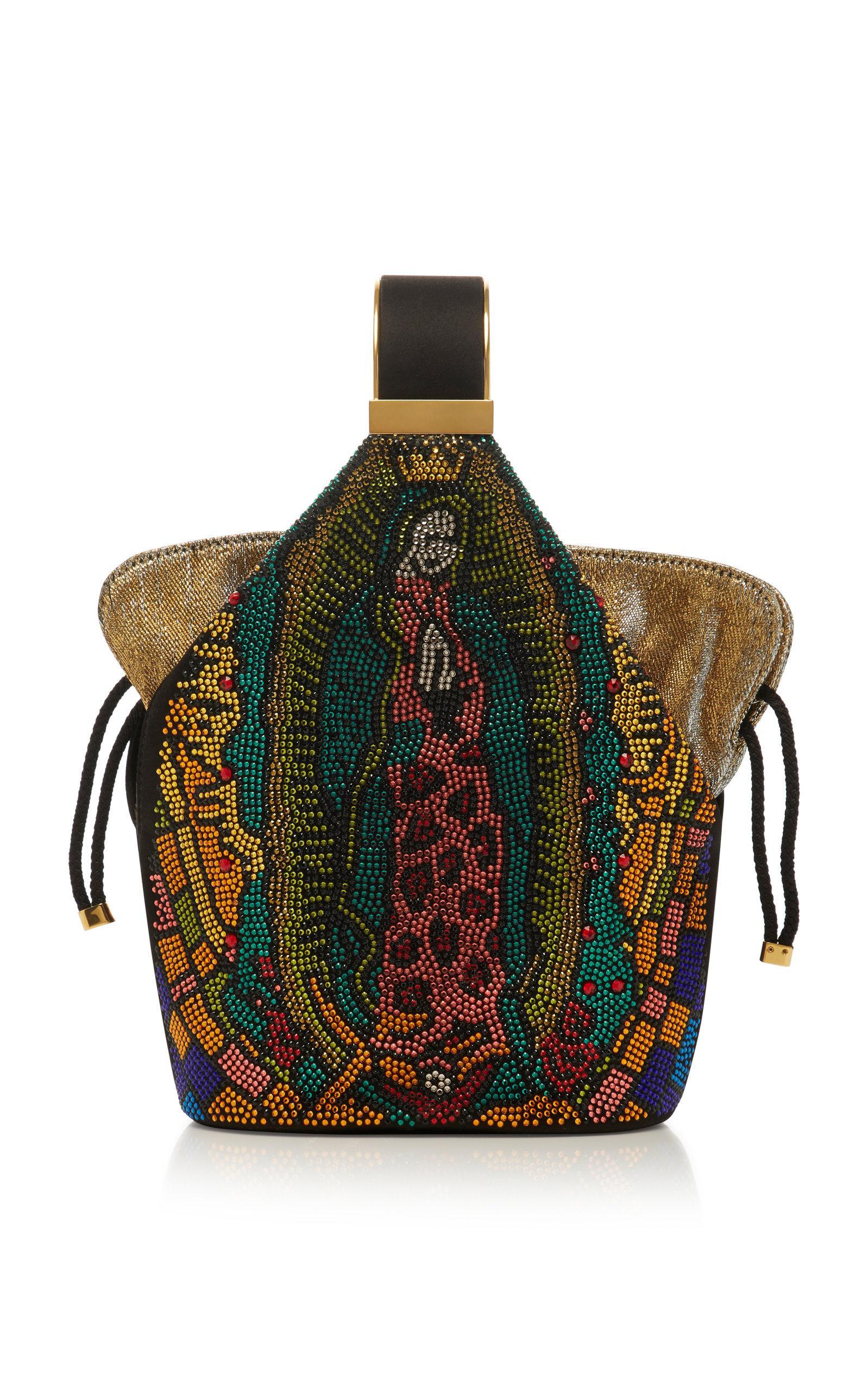Bienen-Davis Our Lady of Guadalupe Kit Bracelet Bag 0lnEZ42U1F