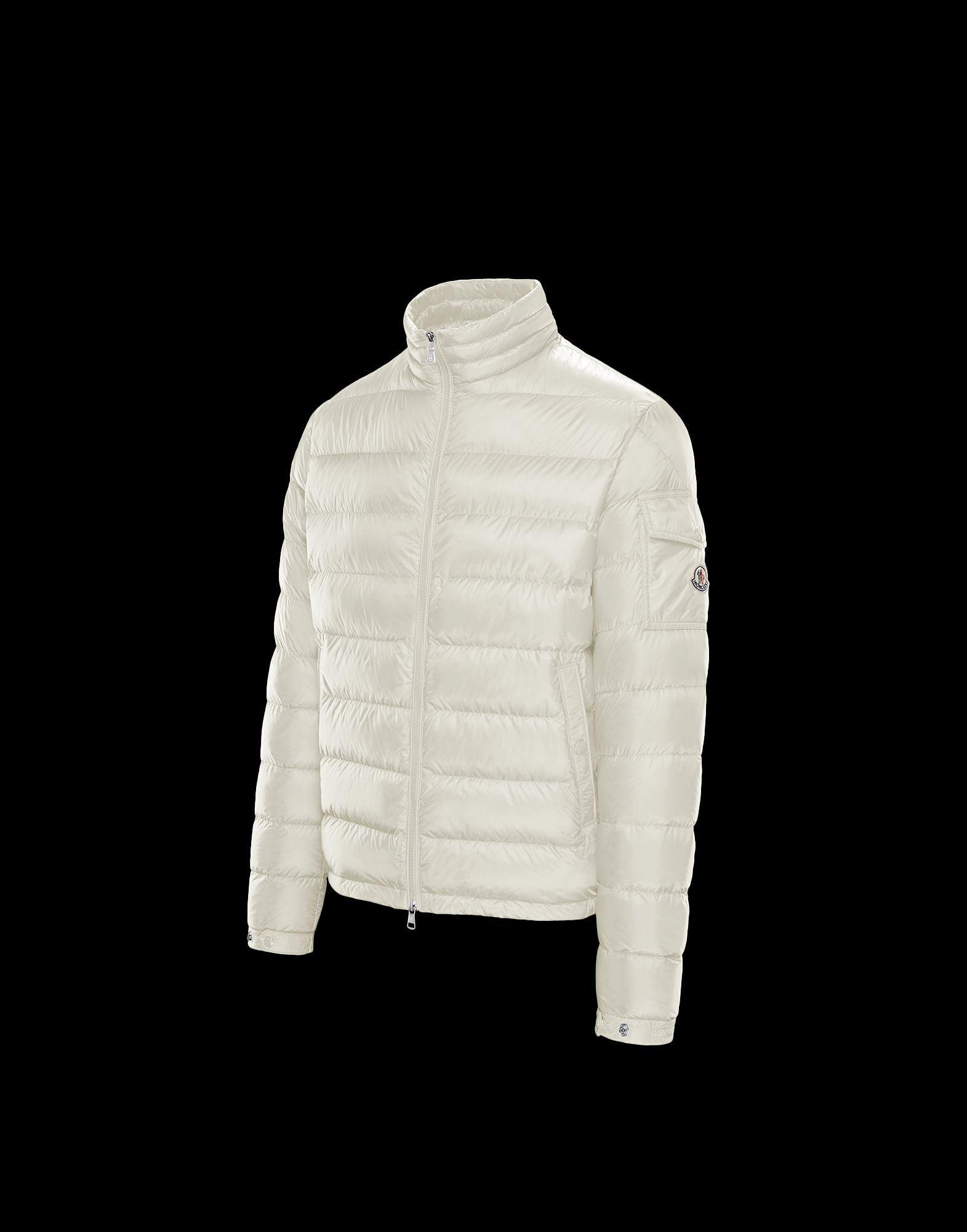 ed6ab914fc4c Lyst - Moncler Lambot in White for Men