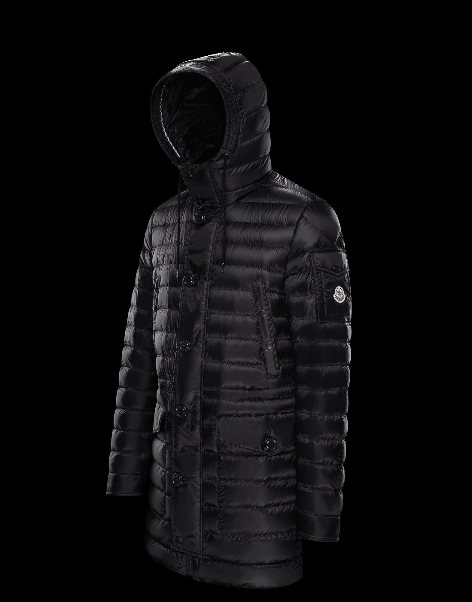 17a43168f Moncler Benjamin in Black for Men - Lyst