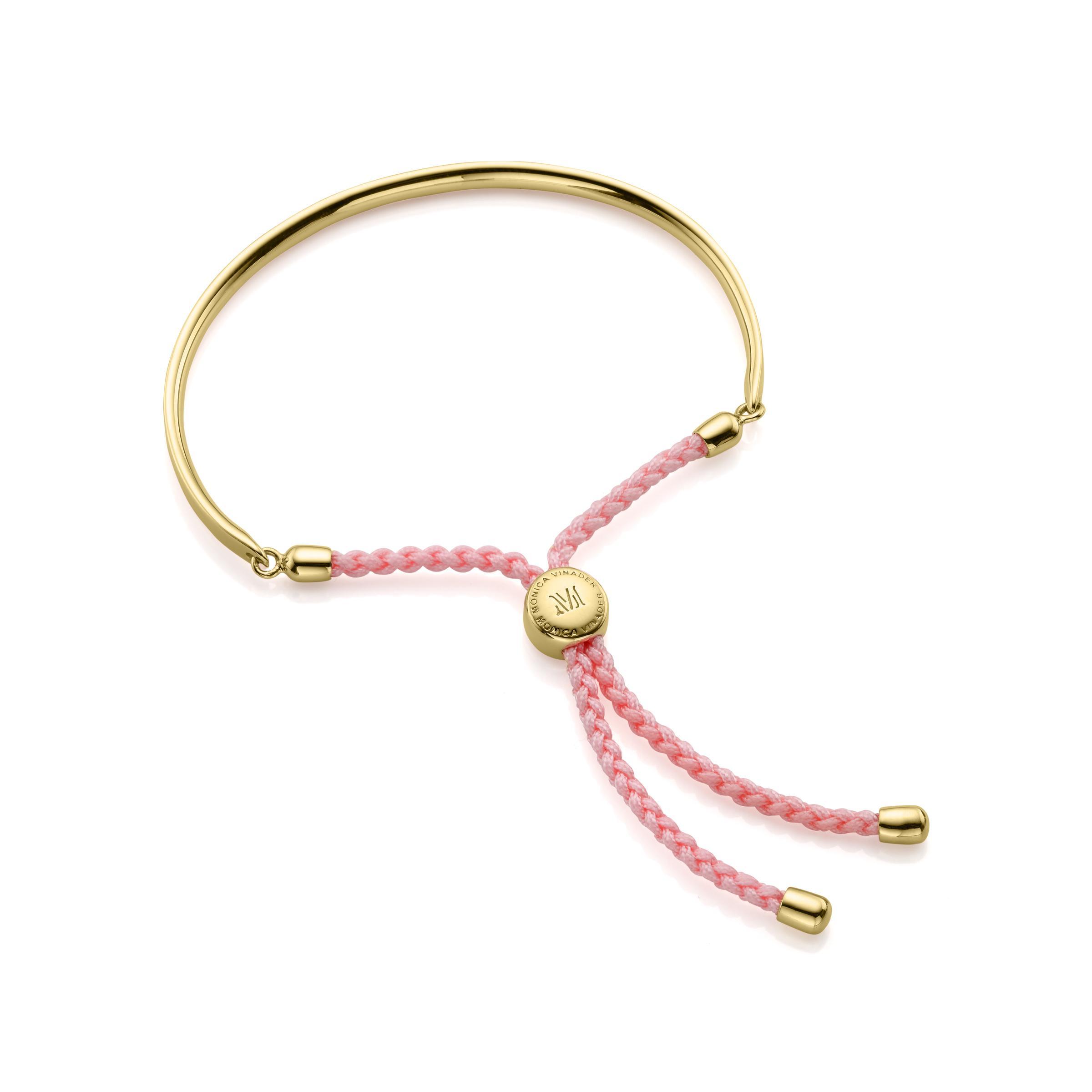 Fiji Friendship Petite Chain Bracelet, Sterling Silver Monica Vinader