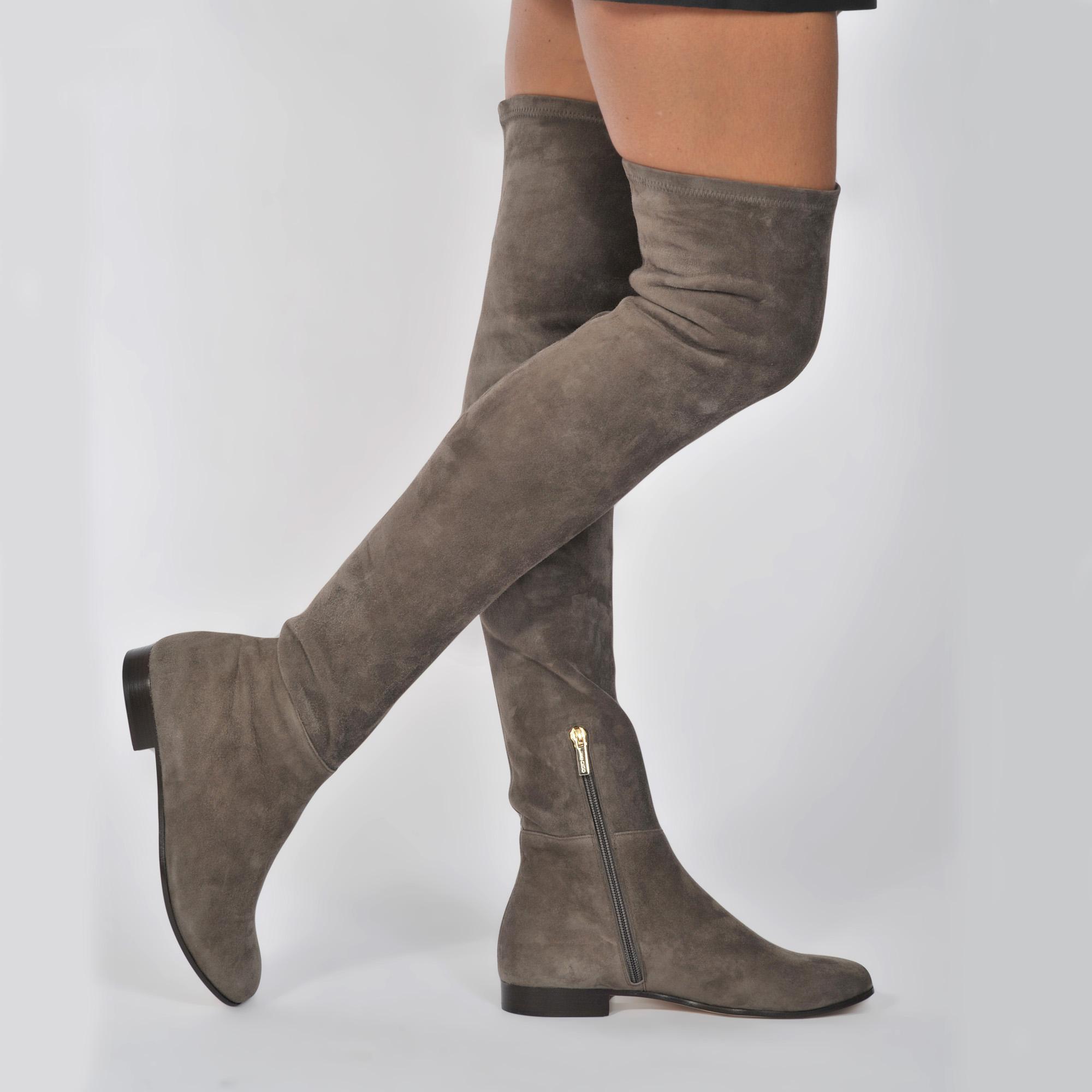 Store For Sale Myren long stretch boots Jimmy Choo London Cheap Sale Release Dates Discount Best Sale Wjy4F4mDuF