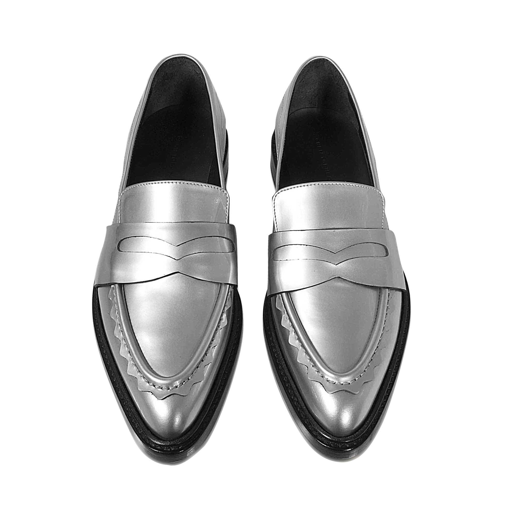 Pointy Penny loafer Christopher Kane GM19CMOGB1
