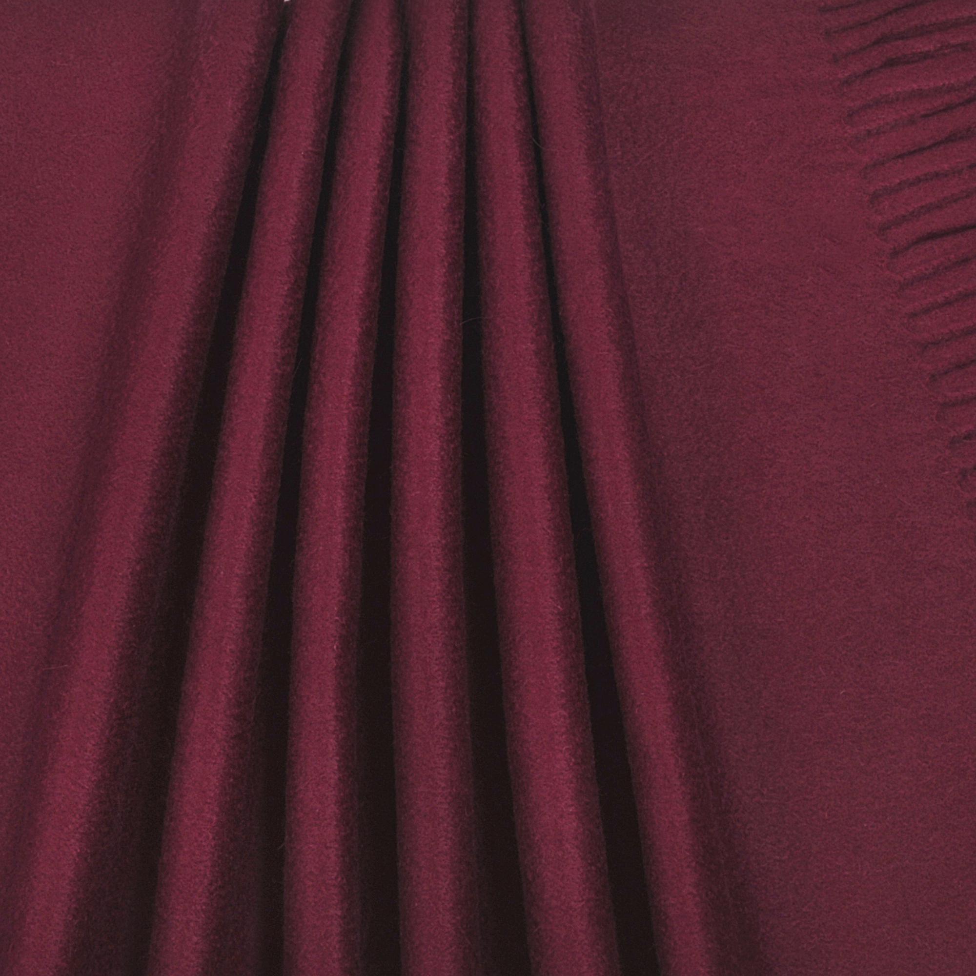 Lyst - Echarpe classique en cachemire rouge cranberry Eric Bompard ... 10893aadabd