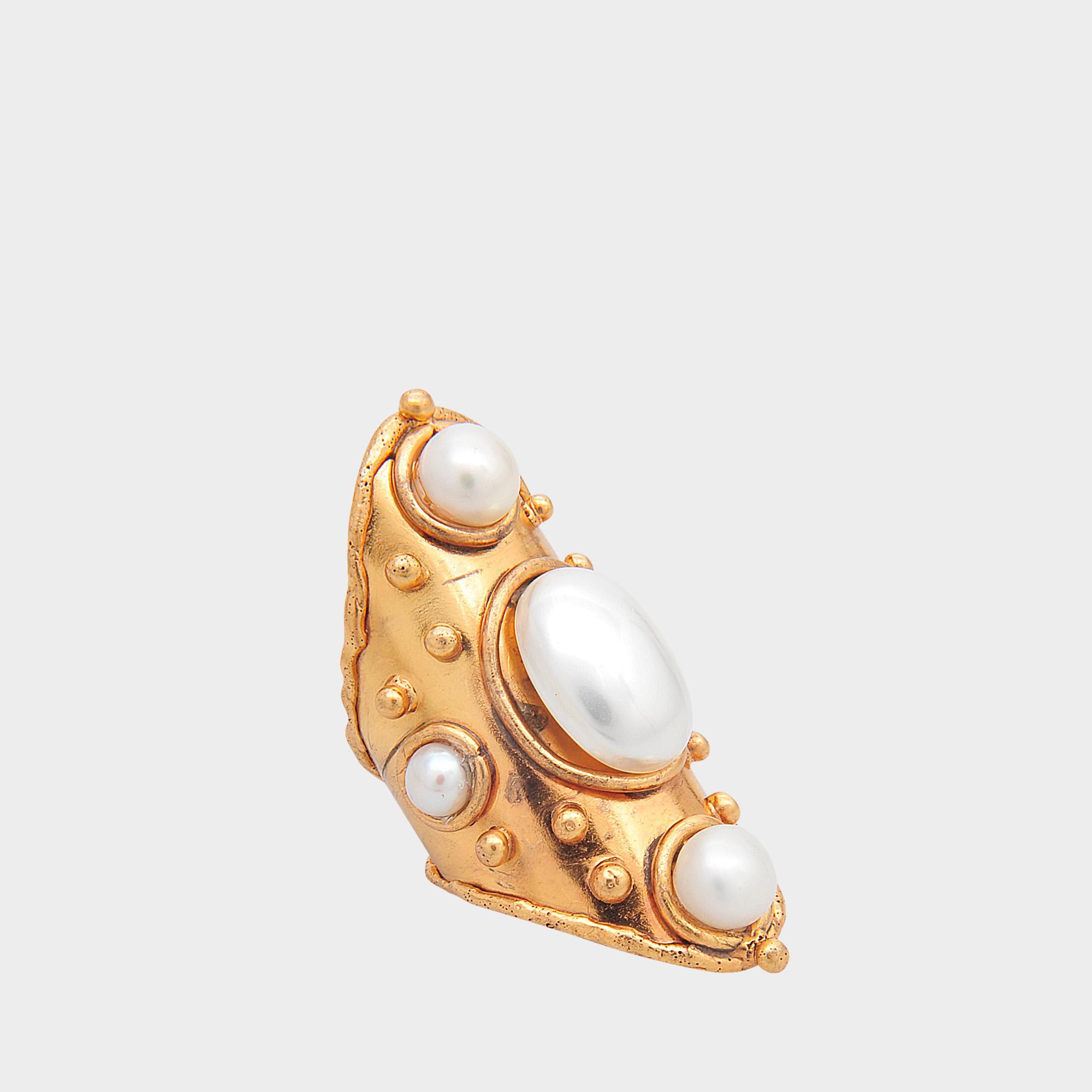 Sylvia Toledano Byzance Pearls ring 4OYaatYa