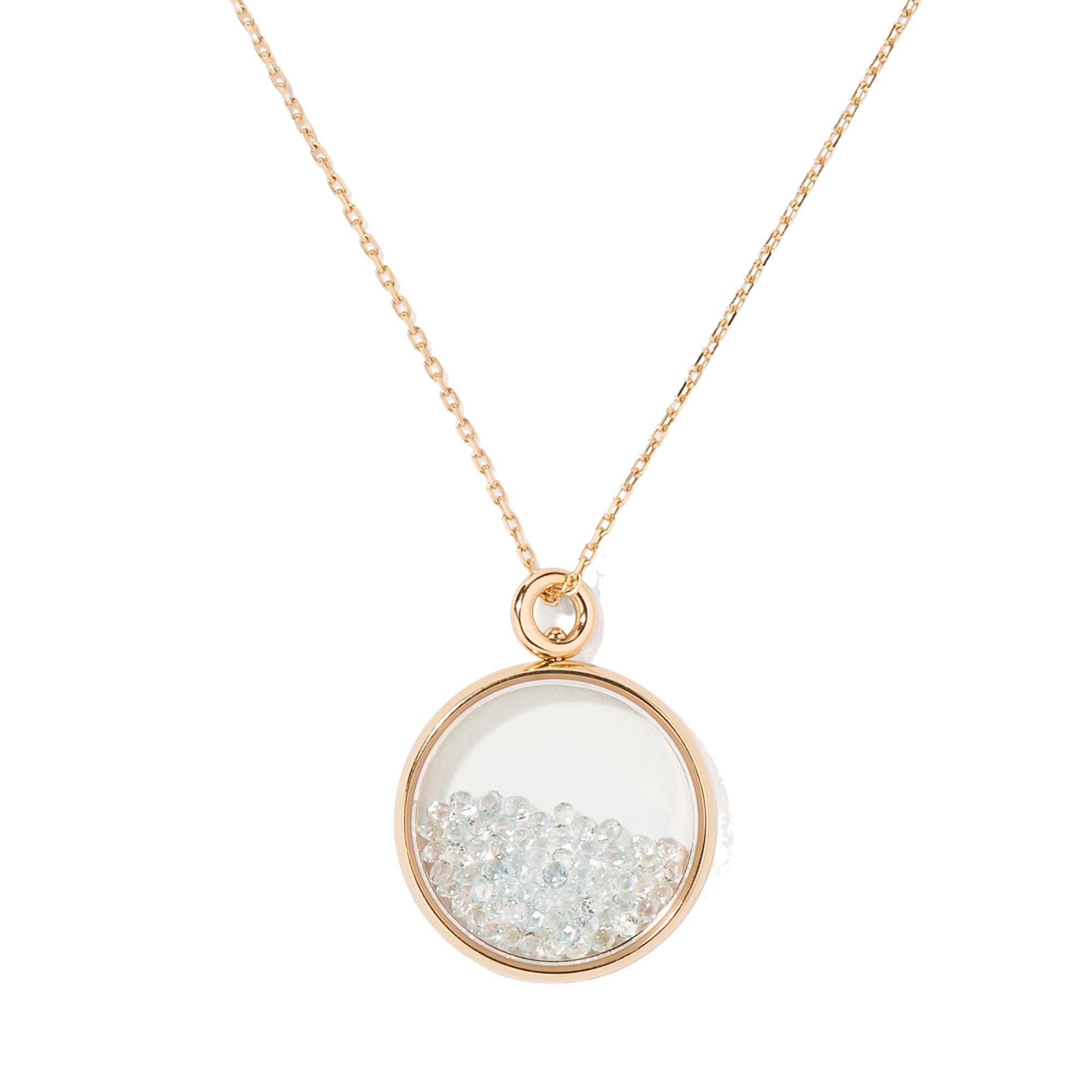 Aurélie Bidermann Fine jewellery - Natural Mini clover 18 K 81prW