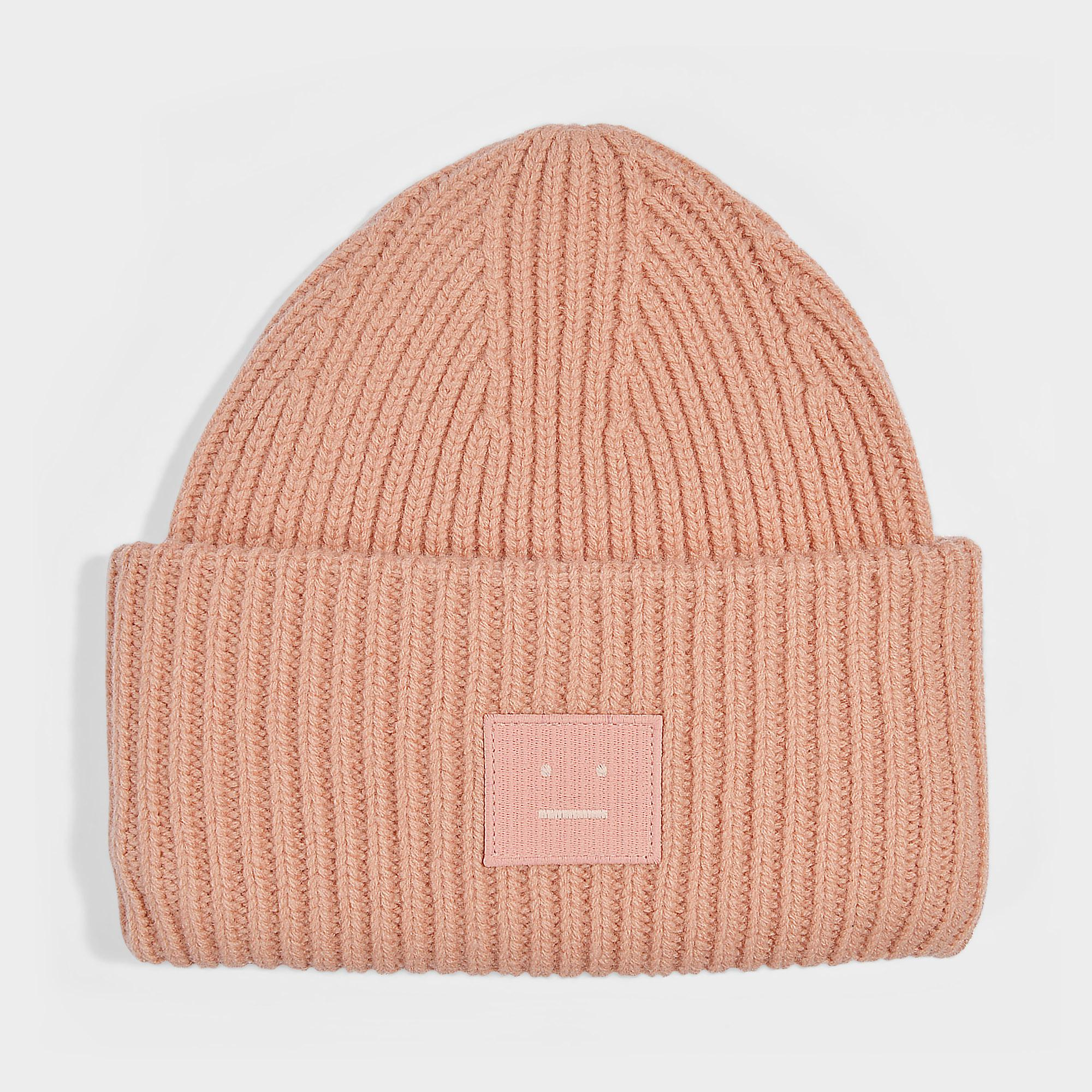 b9e5466eddbc0f Acne Studios Pansy L Face pale Pink in Pink - Save 4% - Lyst