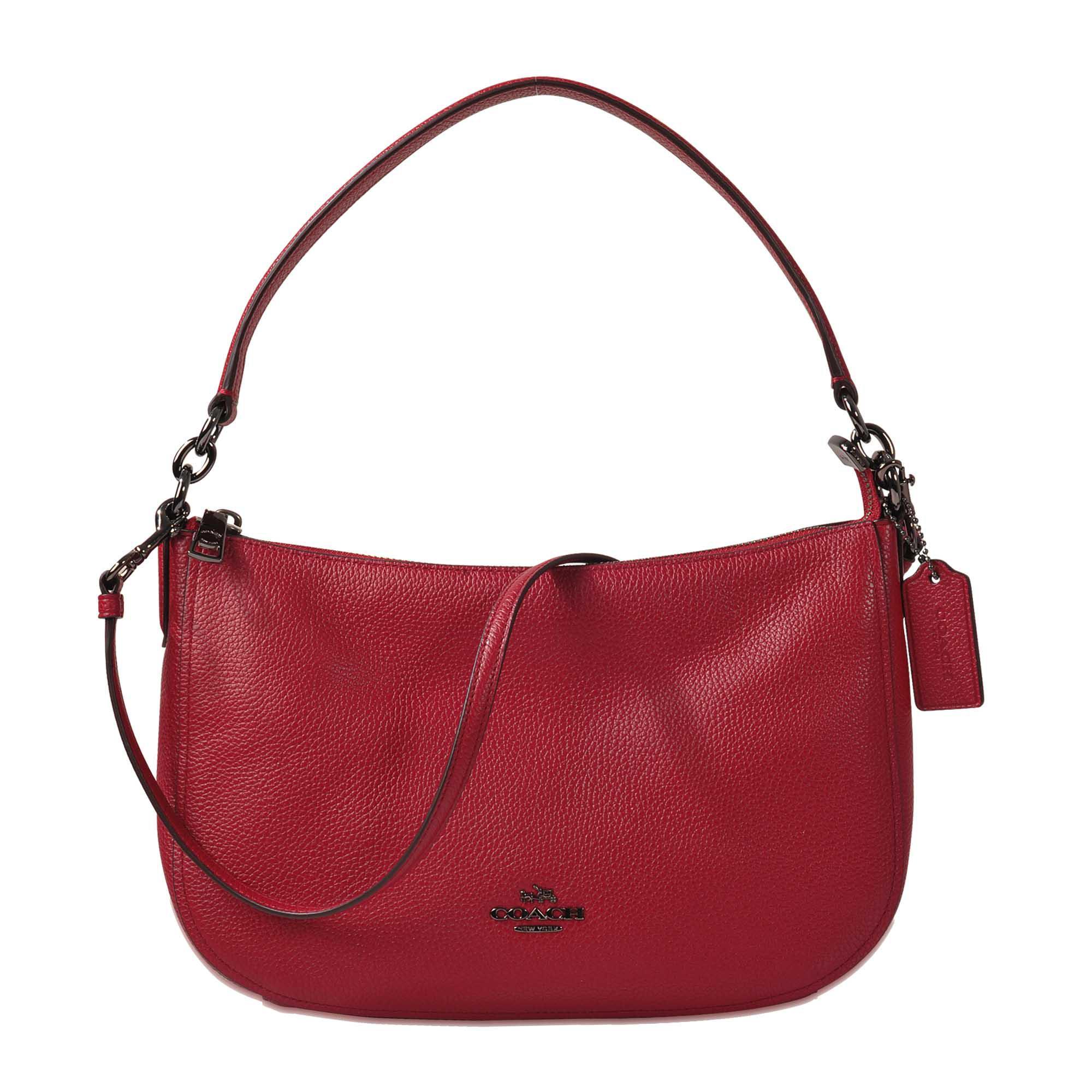 Chelsea Crossbody Bag in Beechwood Calfskin Coach SIsAV