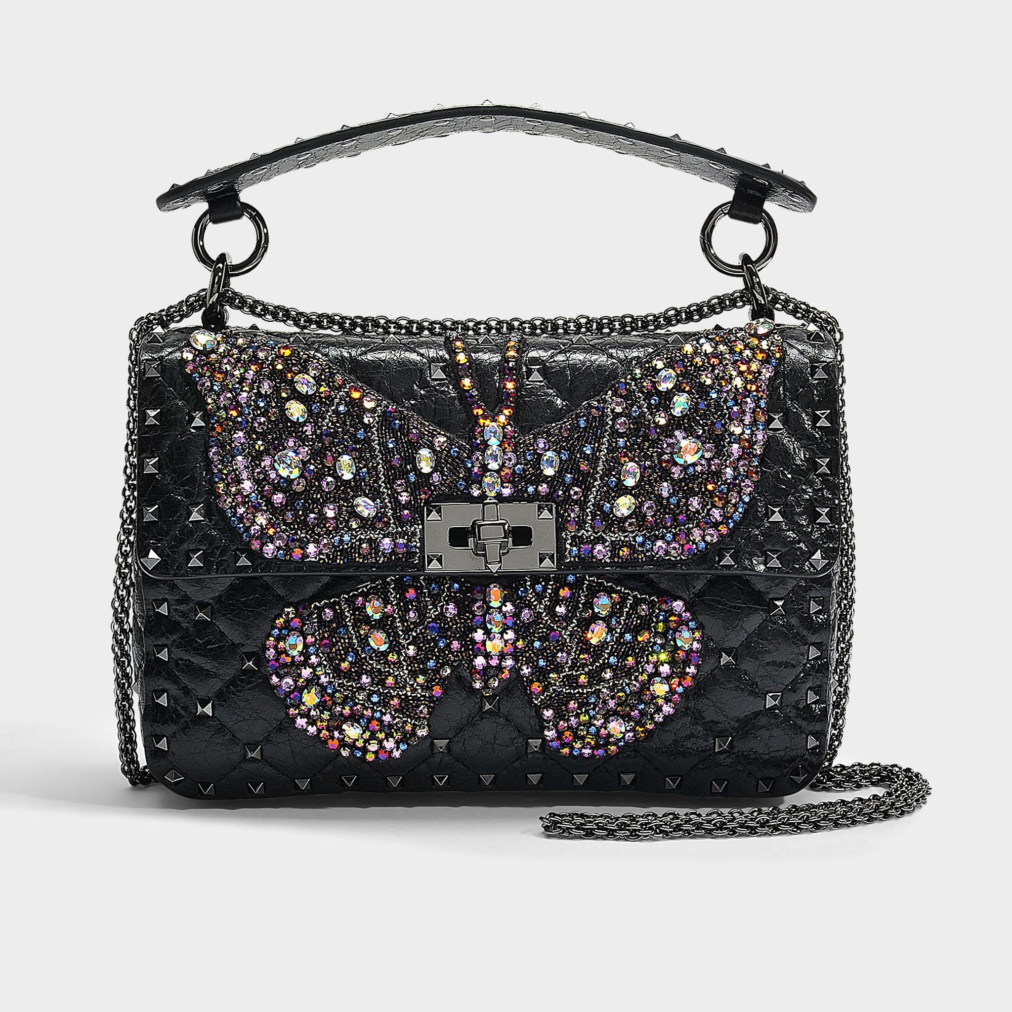 d64beeff25ee valentino--Rockstud-Spike-It-Butterfly-Medium-Shoulder-Bag -In-Black-Lambskin.jpeg