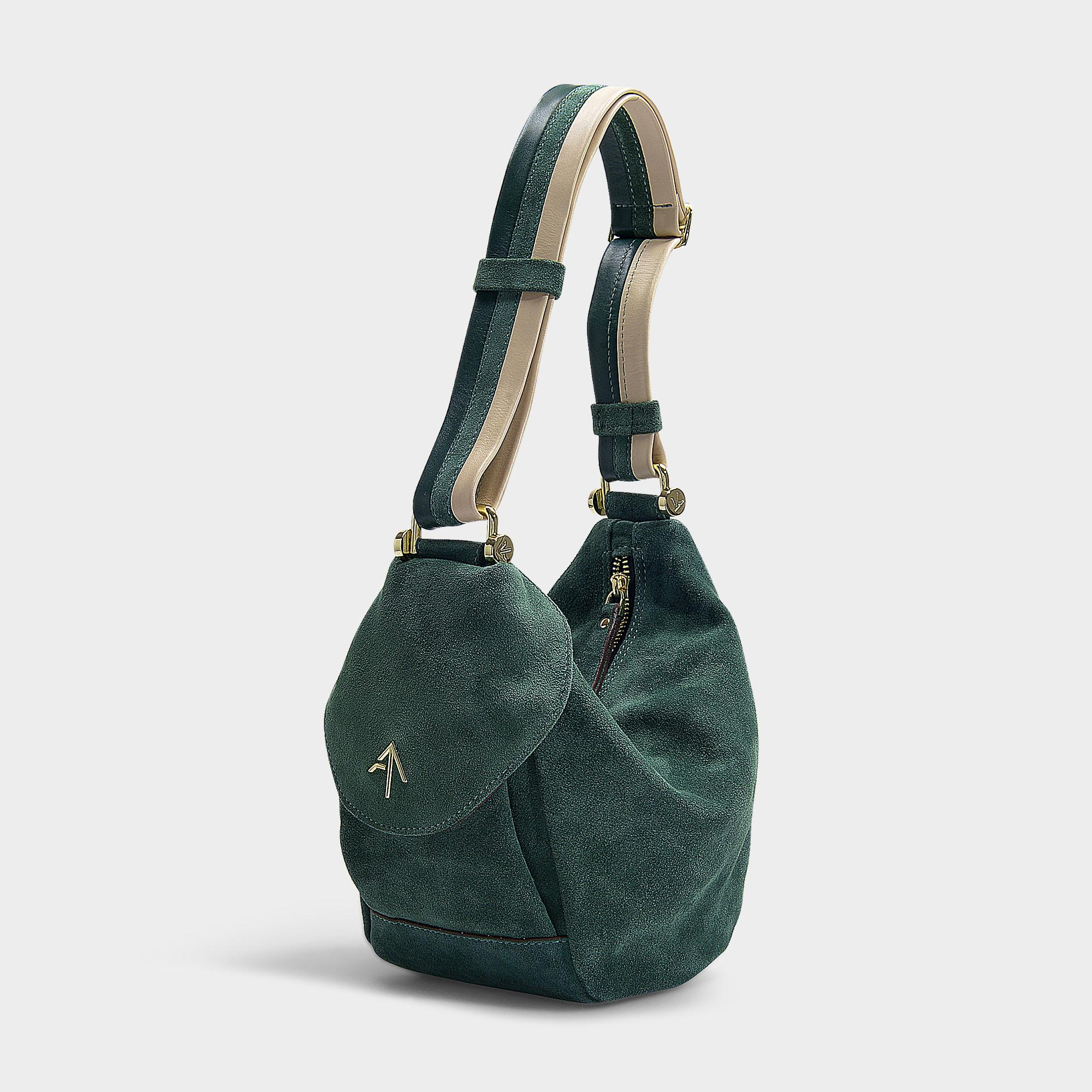95e48a141e37 manu-atelier-Multicoloured-Hobo-Fernweh-Bag-In-Monte-Green-And-Light -Beige-Vegetable-Tanned-Calf-Leather-And-Suede.jpeg