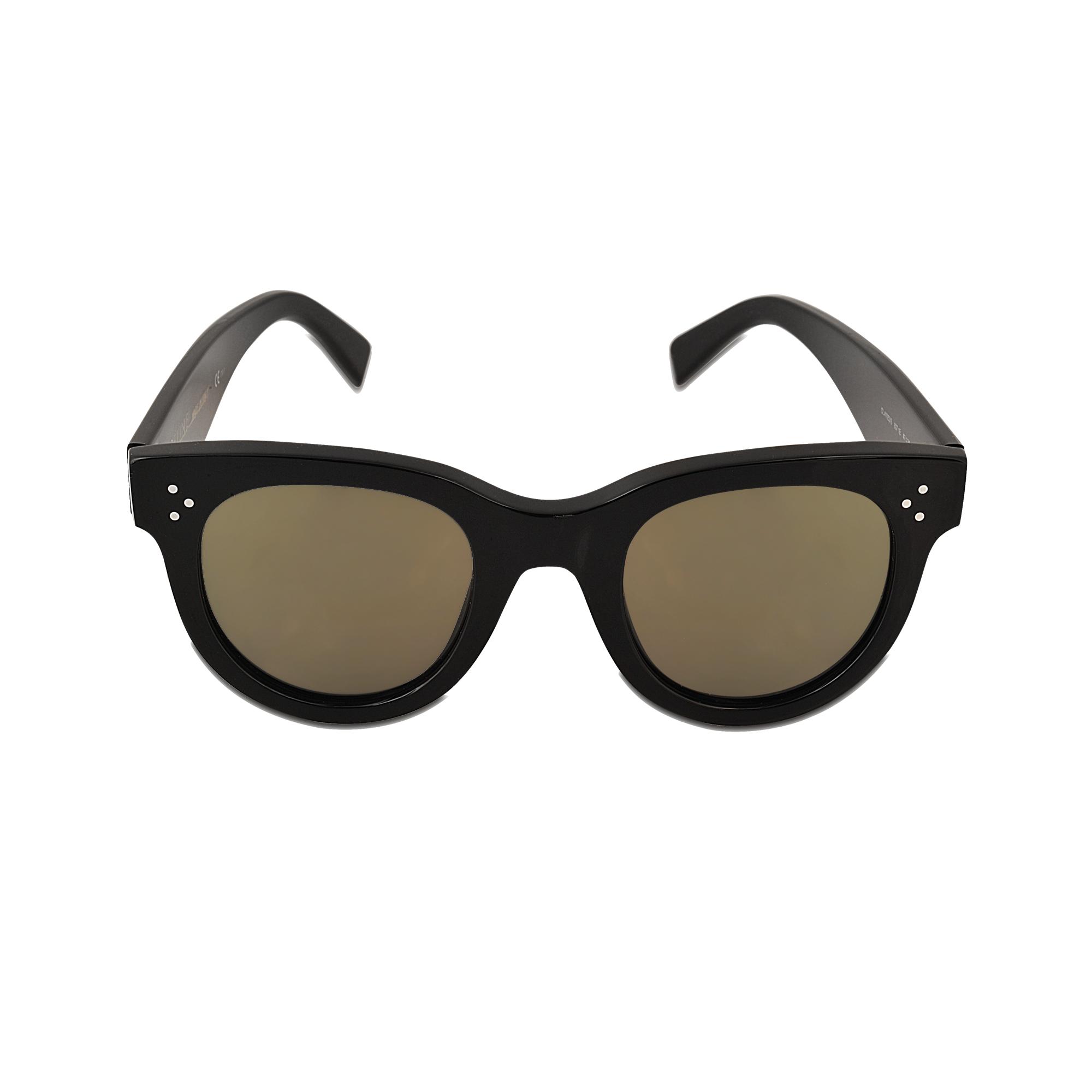 c2b7f16749 Celine Baby Audrey Black Sunglasses - Bitterroot Public Library