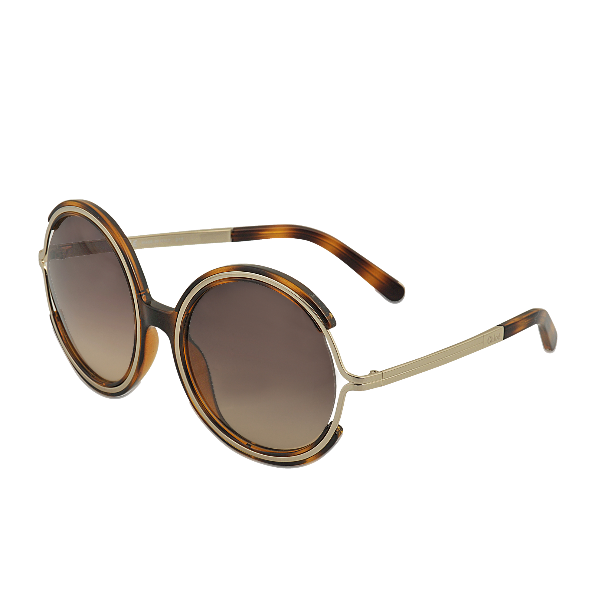 ee6564ead93 Chloé Ce708s Jayme Sunglasses in Natural - Lyst
