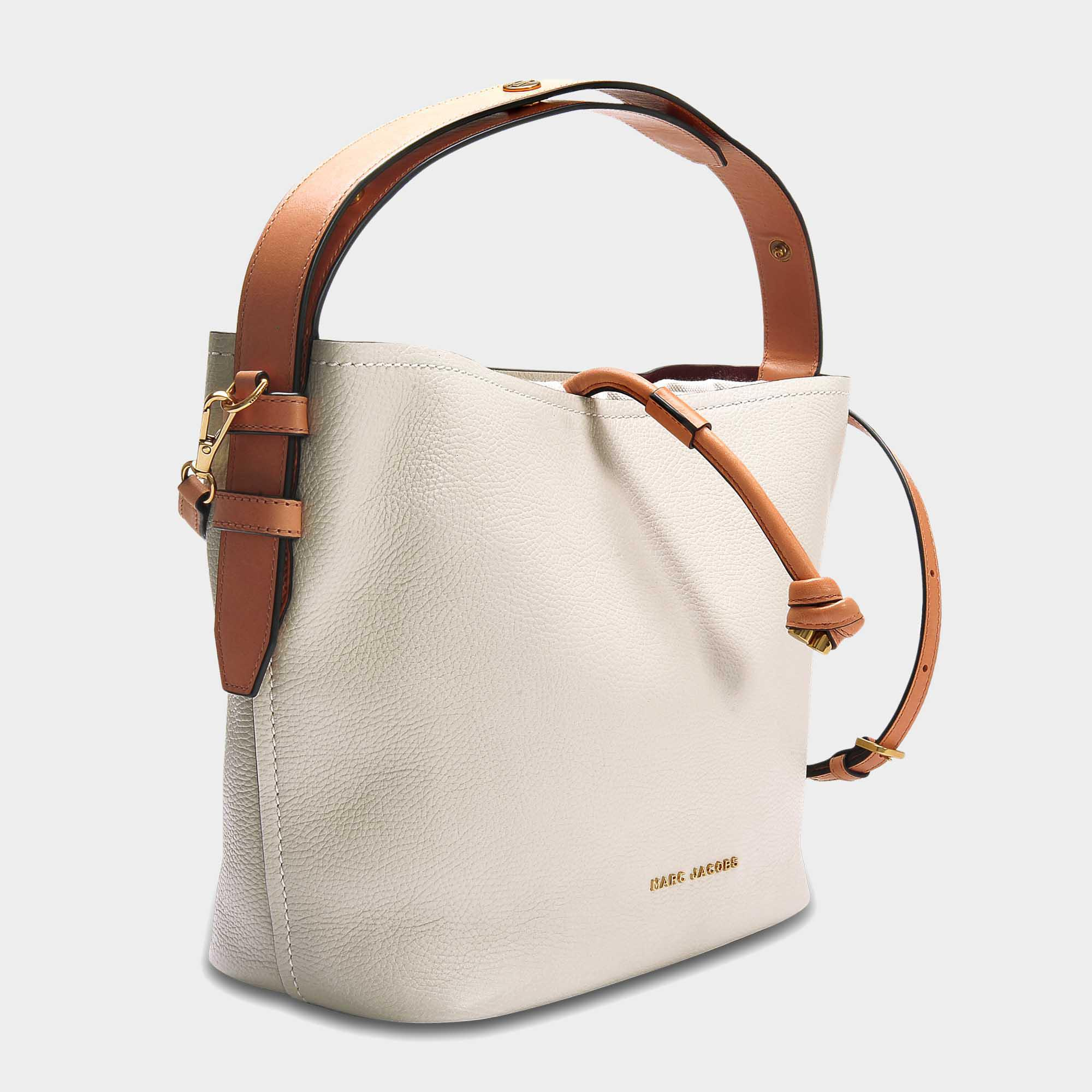 df5f683bc Marc Jacobs Road Hobo in White - Lyst