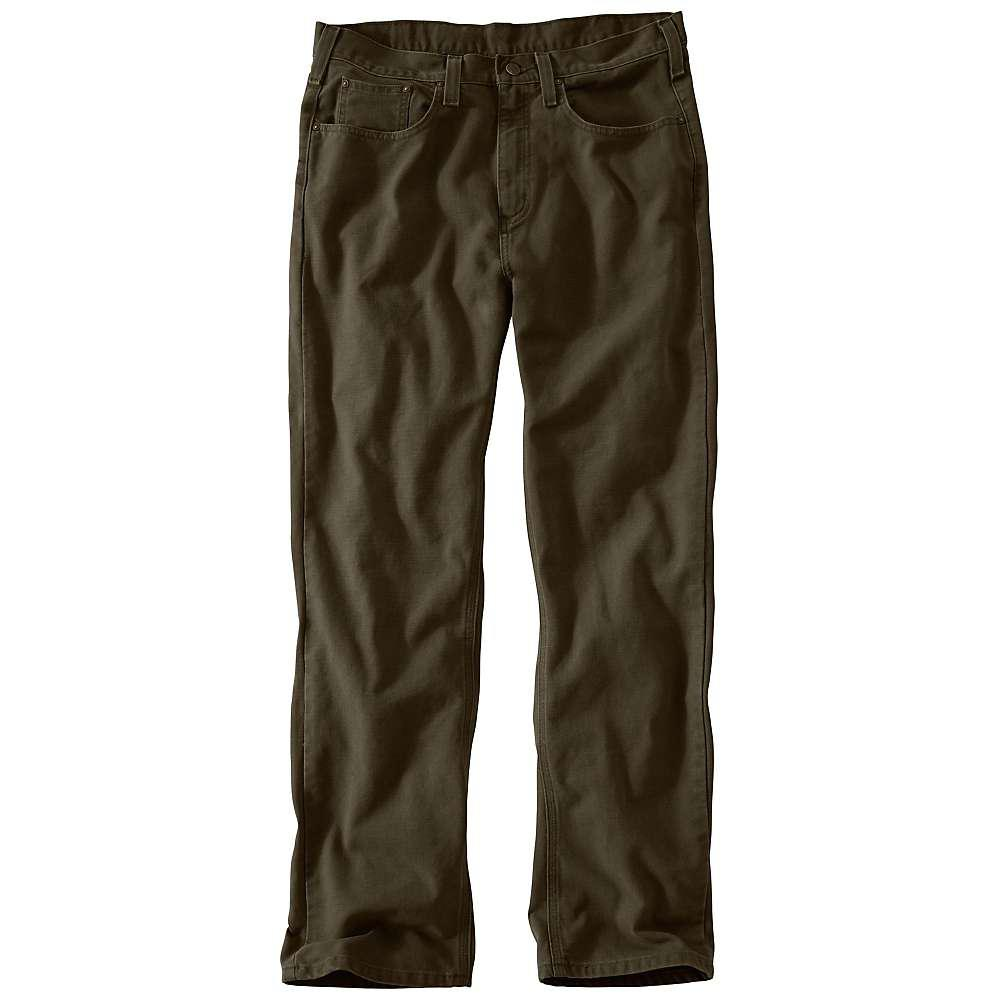 ddc875f27377 Lyst - Carhartt Weathered Duck 5 Pocket Pant in Brown for Men