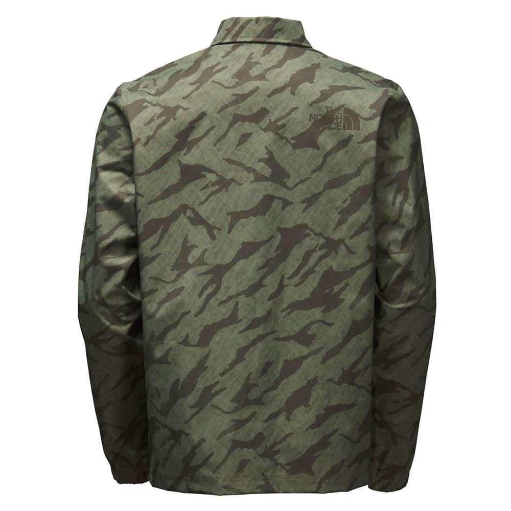c55e80d253 The North Face - Green Coaches Rain Jacket for Men - Lyst. View fullscreen