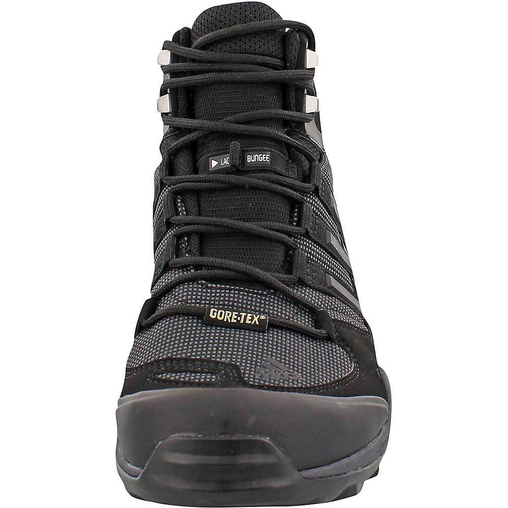 lyst adidas veloce x alto gtx boot in nero per gli uomini.