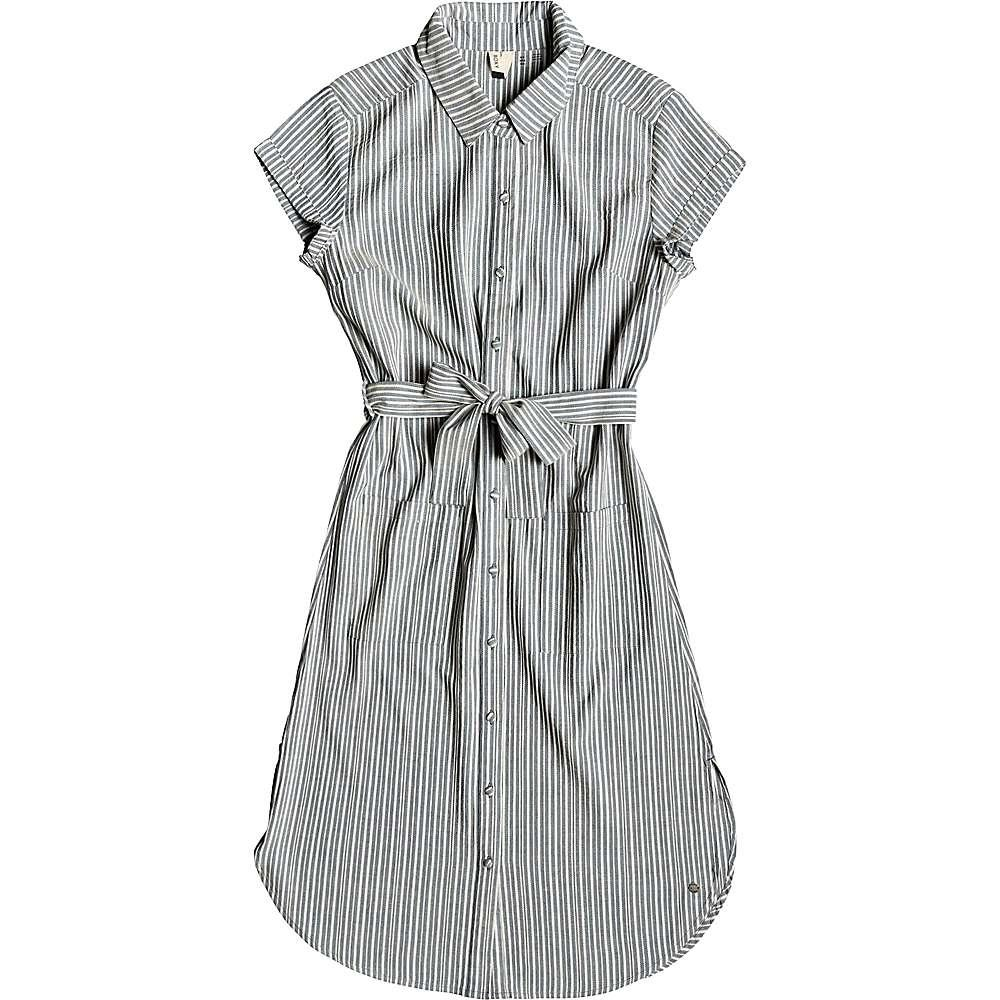 dbb5b59d229f Lyst - Roxy Sunday Morning Market Dress in Gray