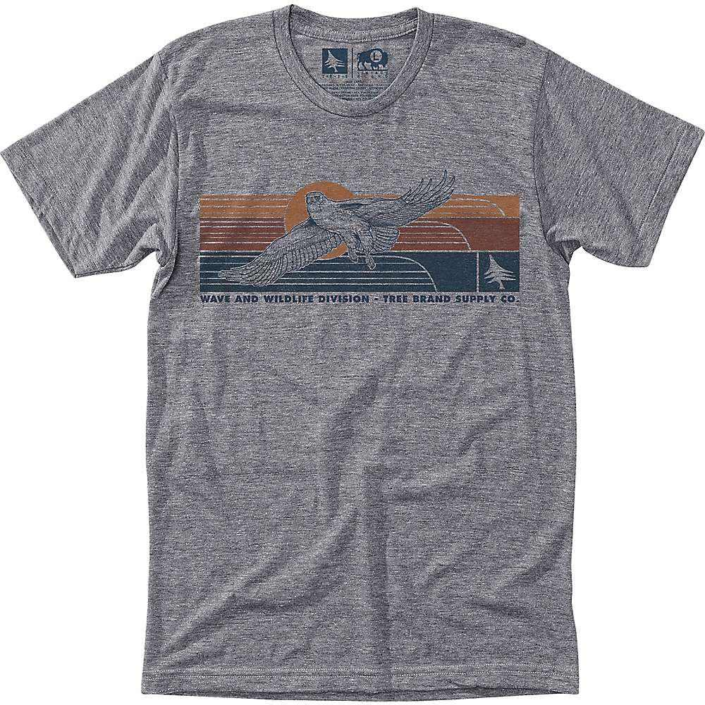 9d3281f7a7f Lyst - Hippy Tree Freedom Tee in Gray for Men