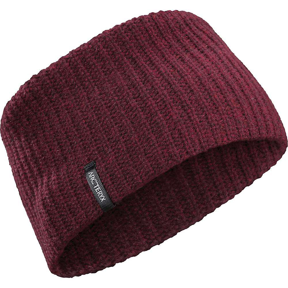 ed10b0ec7 Lyst - Arc'teryx Chunky Knit Headband in Red for Men
