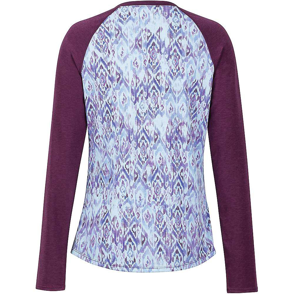 a7966723f Lyst - Marmot Felicia Ls Top in Purple - Save 2%
