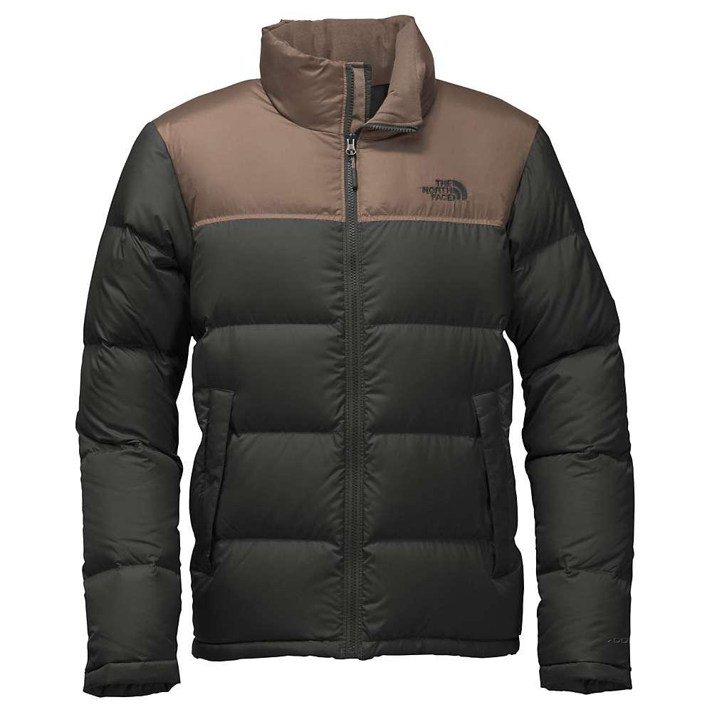 9f2c6624acb35 The North Face Nuptse Jacket in Gray for Men - Lyst