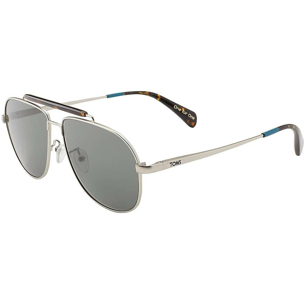 4c5a9ad546 Lyst - Toms Booker Sunglasses in Metallic for Men