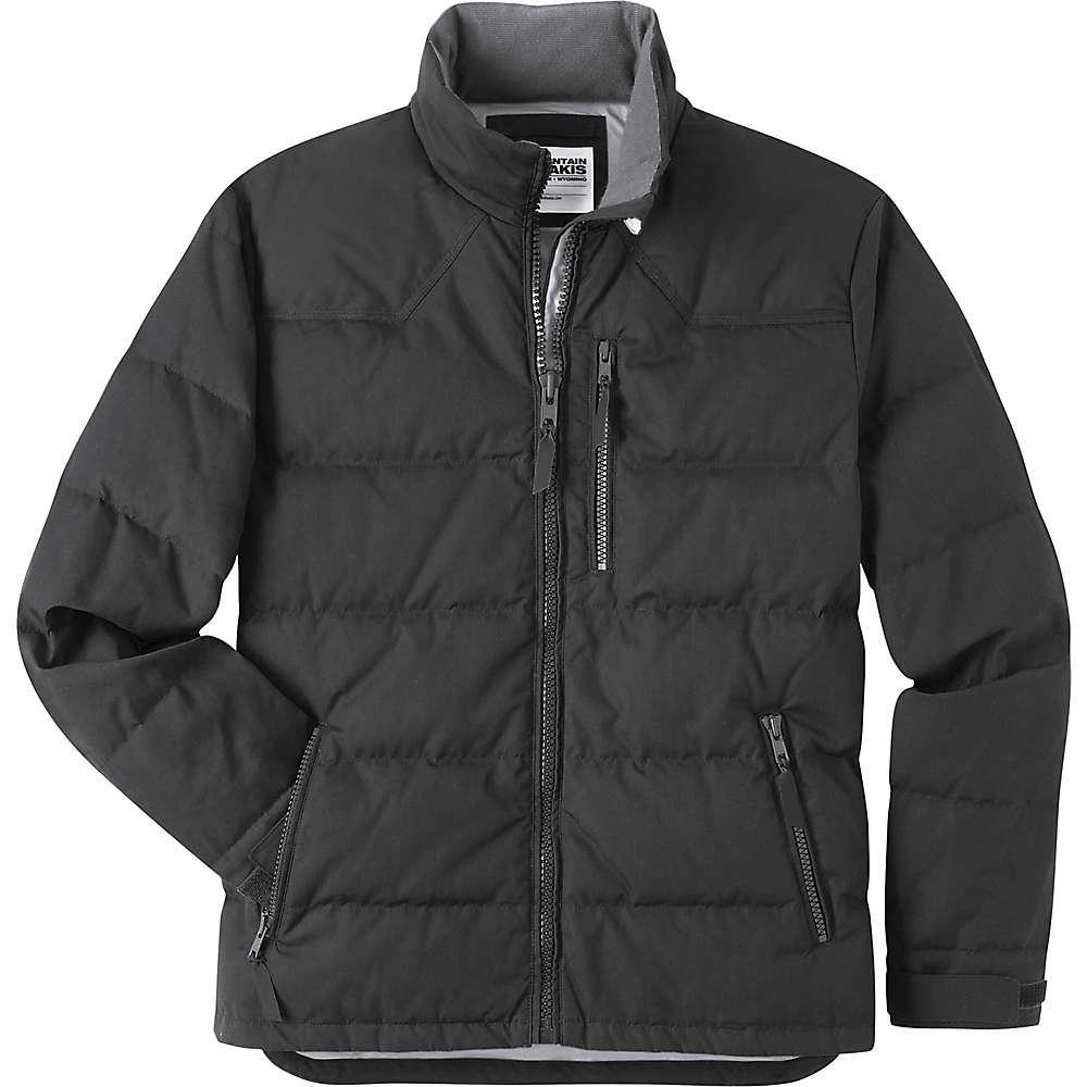 Mountain Khakis Outlaw Down Jacket In Black For Men Lyst