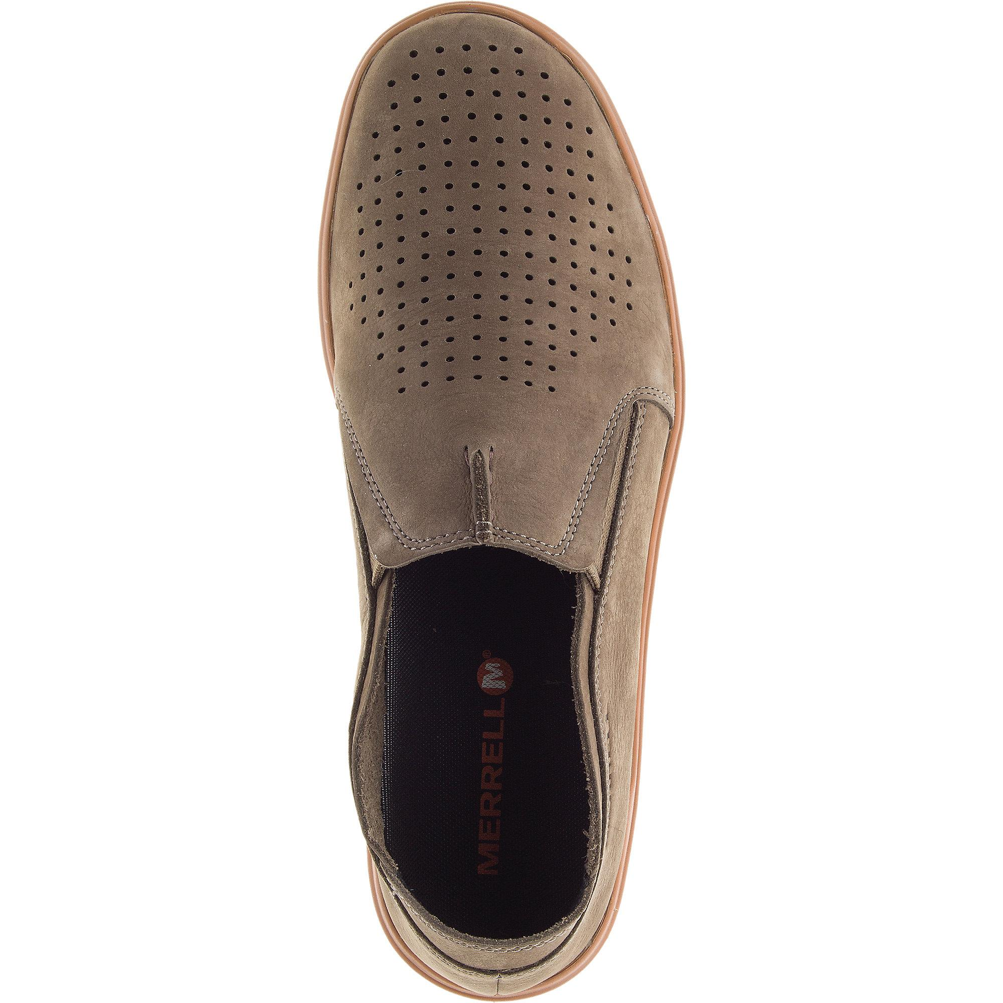 2f90b051910a9 ... Merrell - Brown Downtown Moc for Men - Lyst. Visit Moosejaw. Tap to  visit site