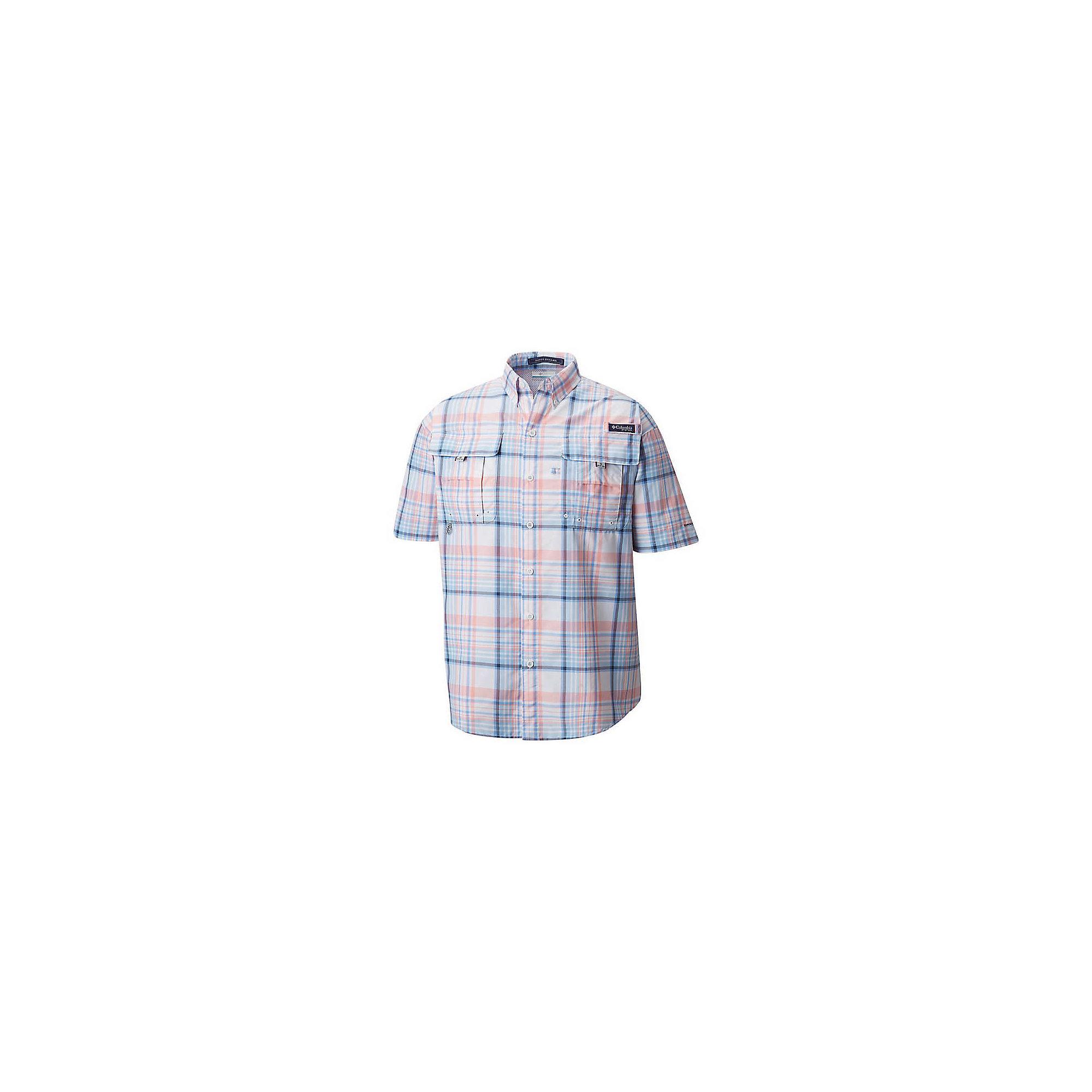 5c1f837959e Columbia - Blue Super Bahama Ss Shirt for Men - Lyst. View fullscreen