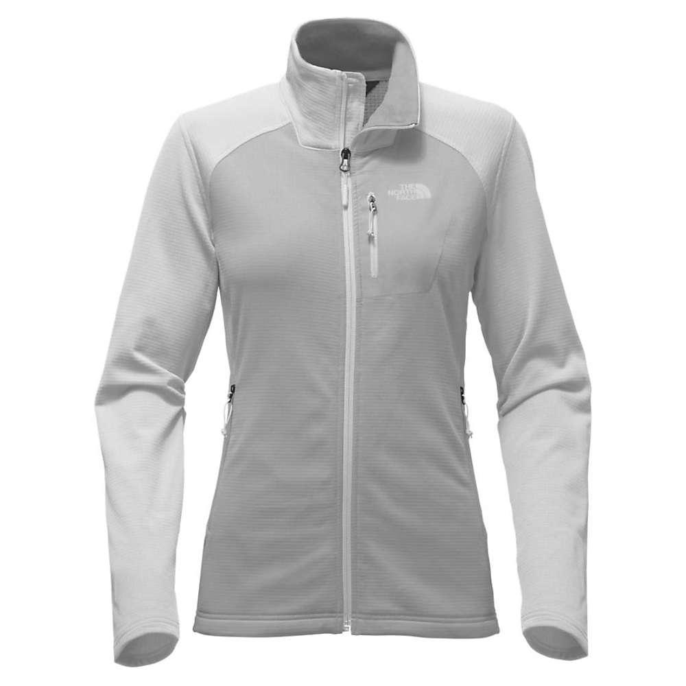 15f710a855 The North Face Borod Full Zip Top in Gray - Lyst