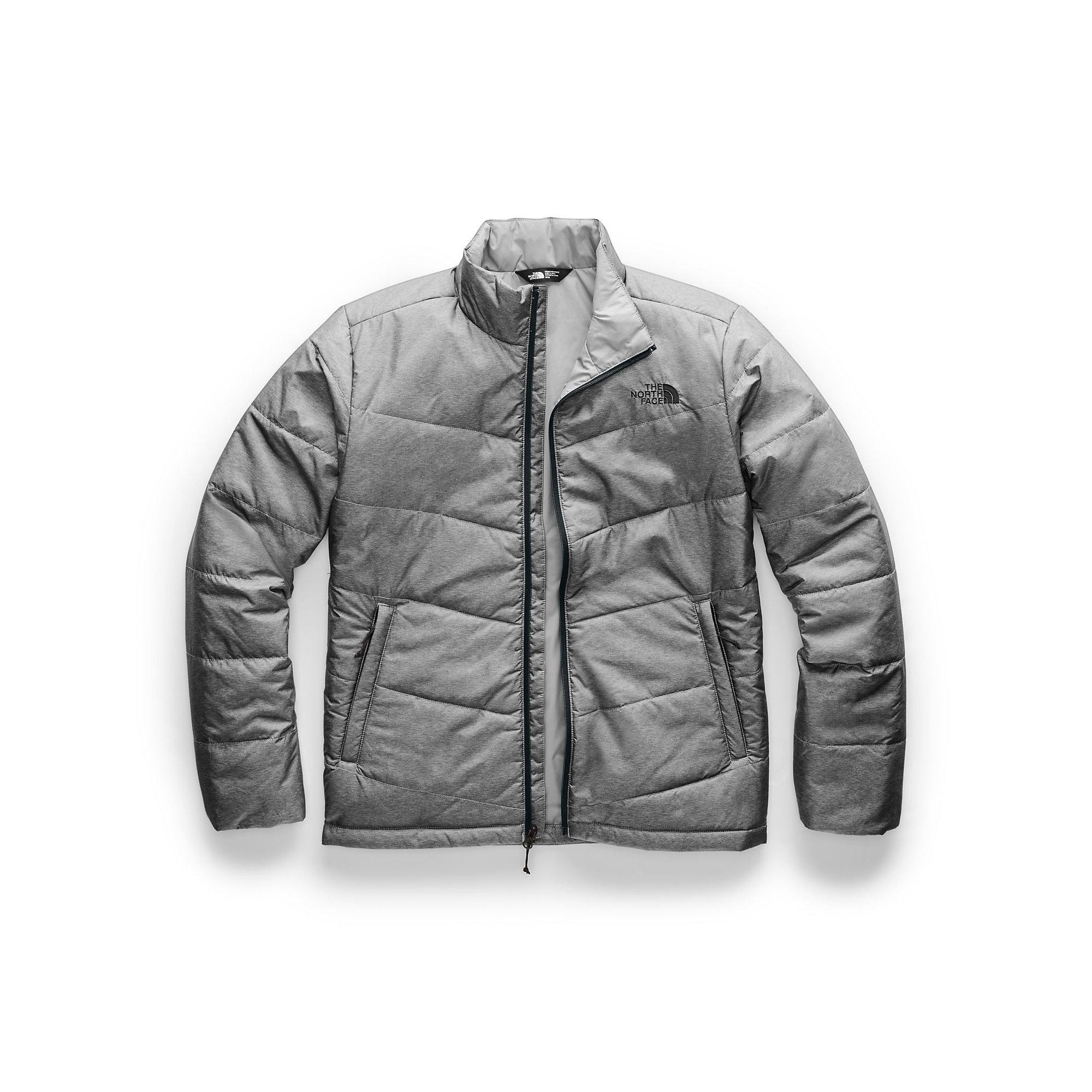 d7e72ff99 The North Face Junction Insulated Jacket in Gray for Men - Lyst