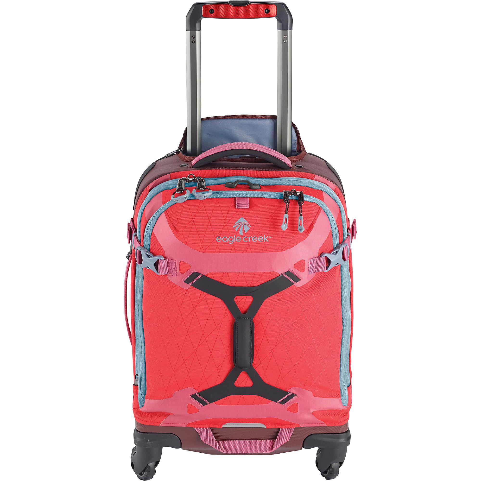 e57fec43c Eagle Creek Gear Warrior 4-wheel International Travel Pack in Pink ...