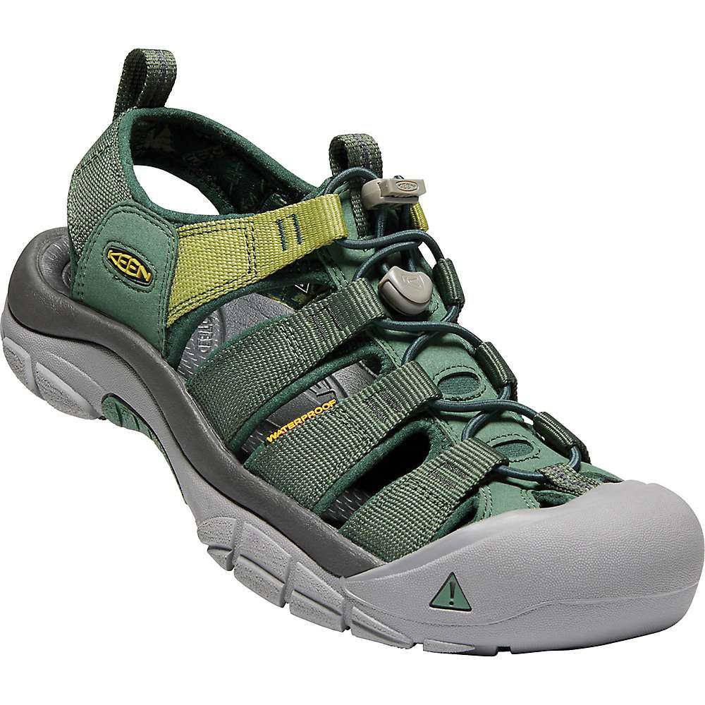 8dd4fda96060 Lyst - Keen Newport Hydro Sandal in Green for Men
