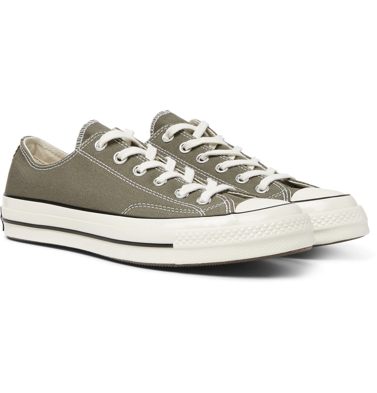 fe972bb75080 Lyst - Converse 1970s Chuck Taylor All Star Canvas Sneakers for Men