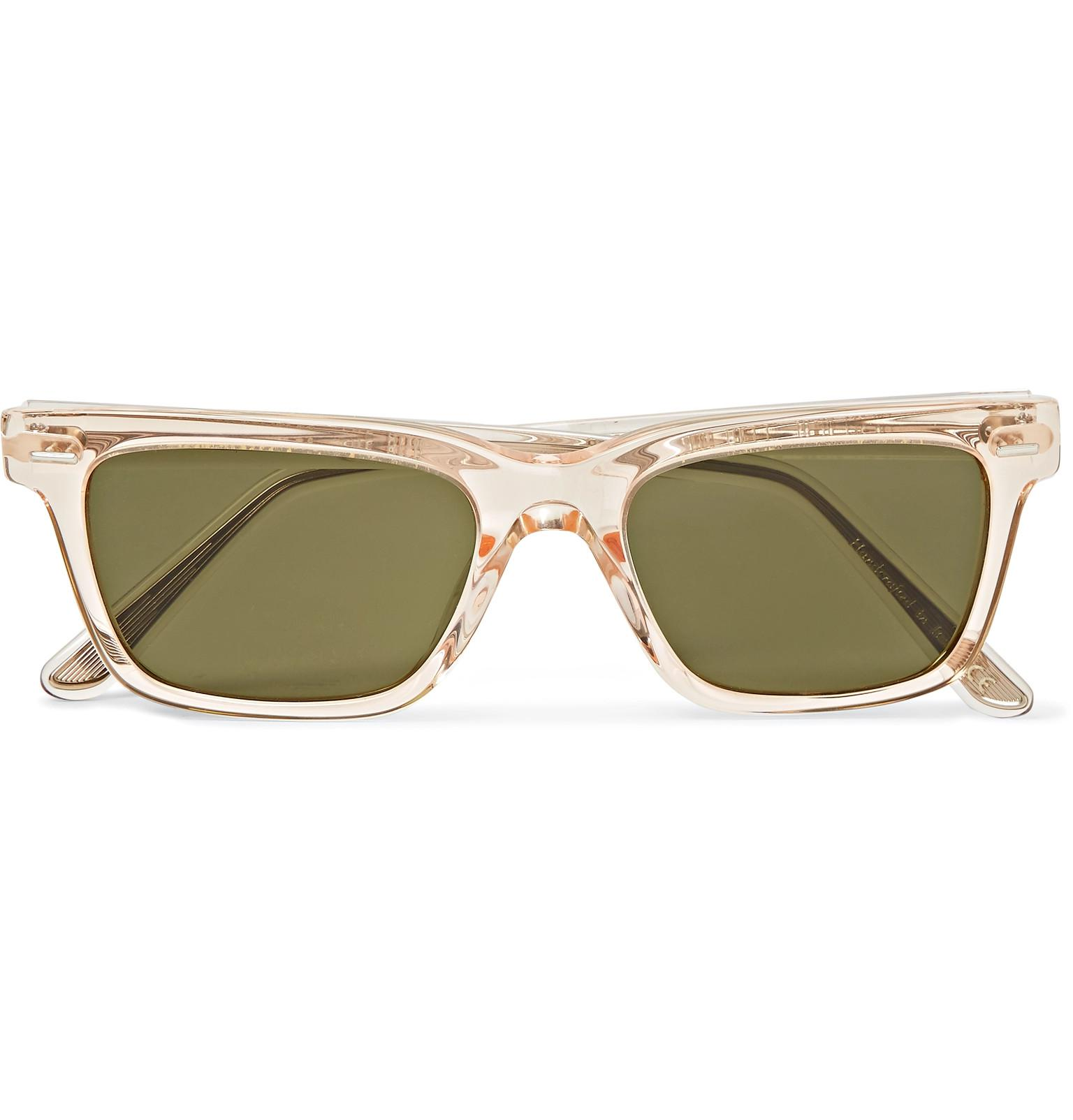 33698e8d5ef17 The Row Oliver Peoples Ba Cc Square-frame Acetate Sunglasses for Men ...