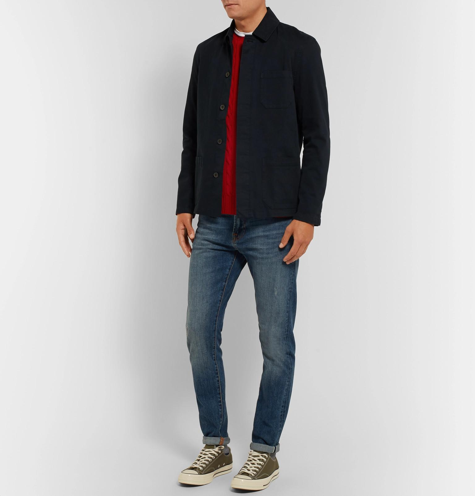 Merino Blend Polo Sweater Cable Cashmere Fullscreen View Knit For Ralph Red Wool Lauren And ZqXvTqWzr