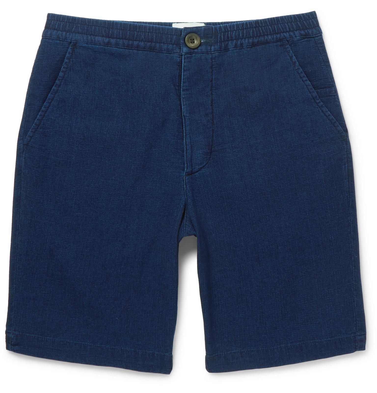 Linen Drawstring Shorts Oliver Spencer xlGhURyz