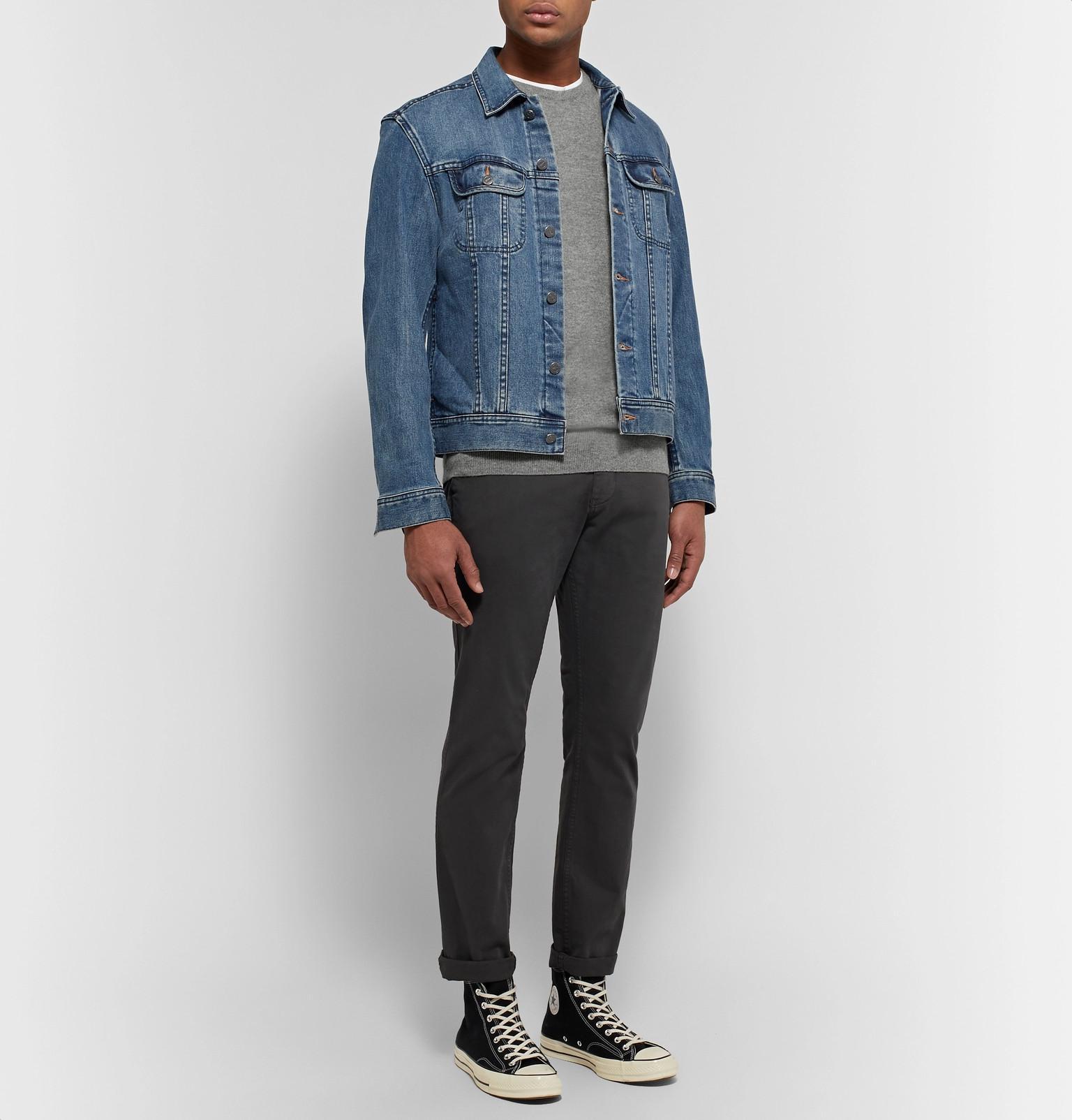 Gray Cashmere For Sweater Charles Lyst Nn07 View Fullscreen Men q7wZT4d