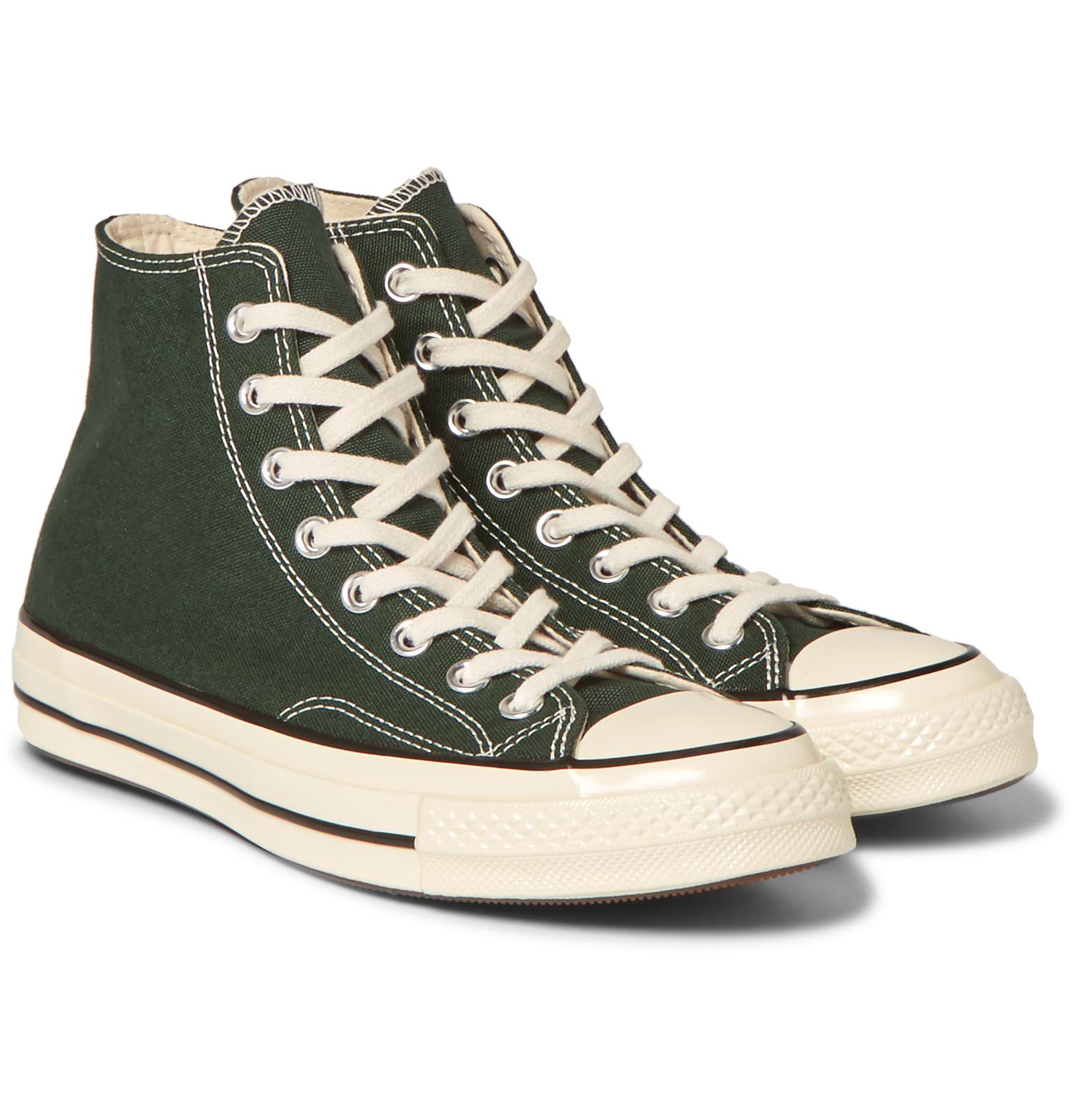 1c4d8f2d35fd Lyst - Converse 1970s Chuck Taylor All Star Canvas High-top Sneakers ...