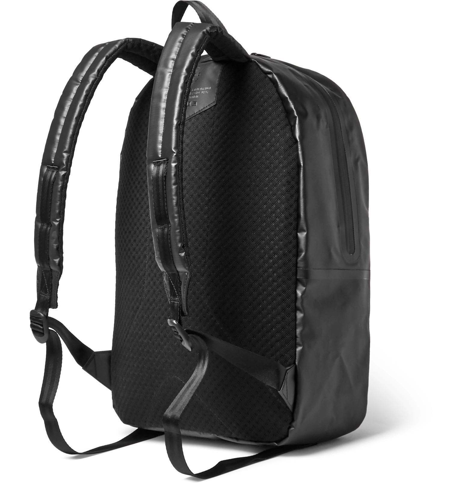 a2062bbd2f8 Herschel Supply Co. Settlement Tarpaulin Backpack in Black for Men - Lyst