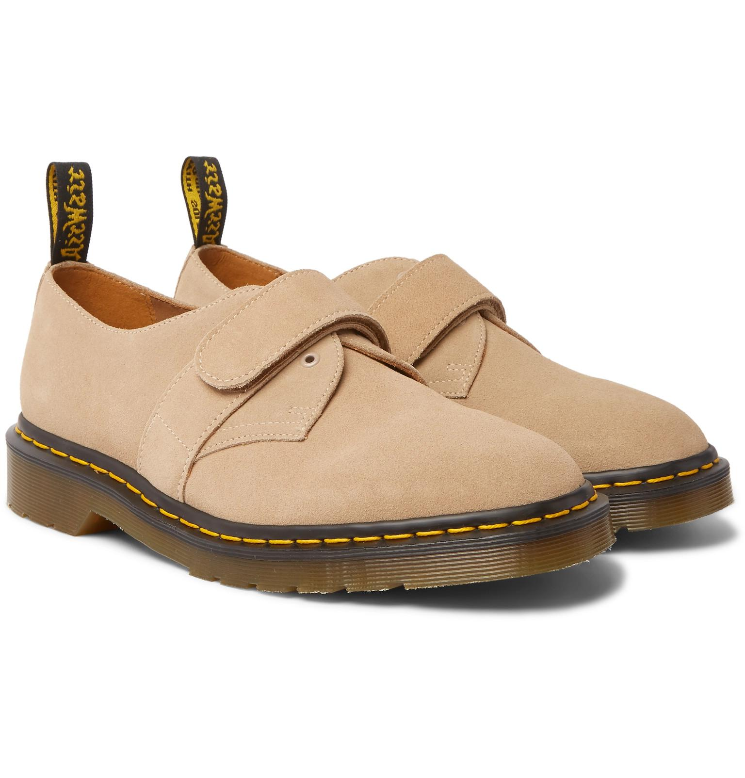 + Dr Martens Leather Derby Shoes Engineered Garments JY5Ticb