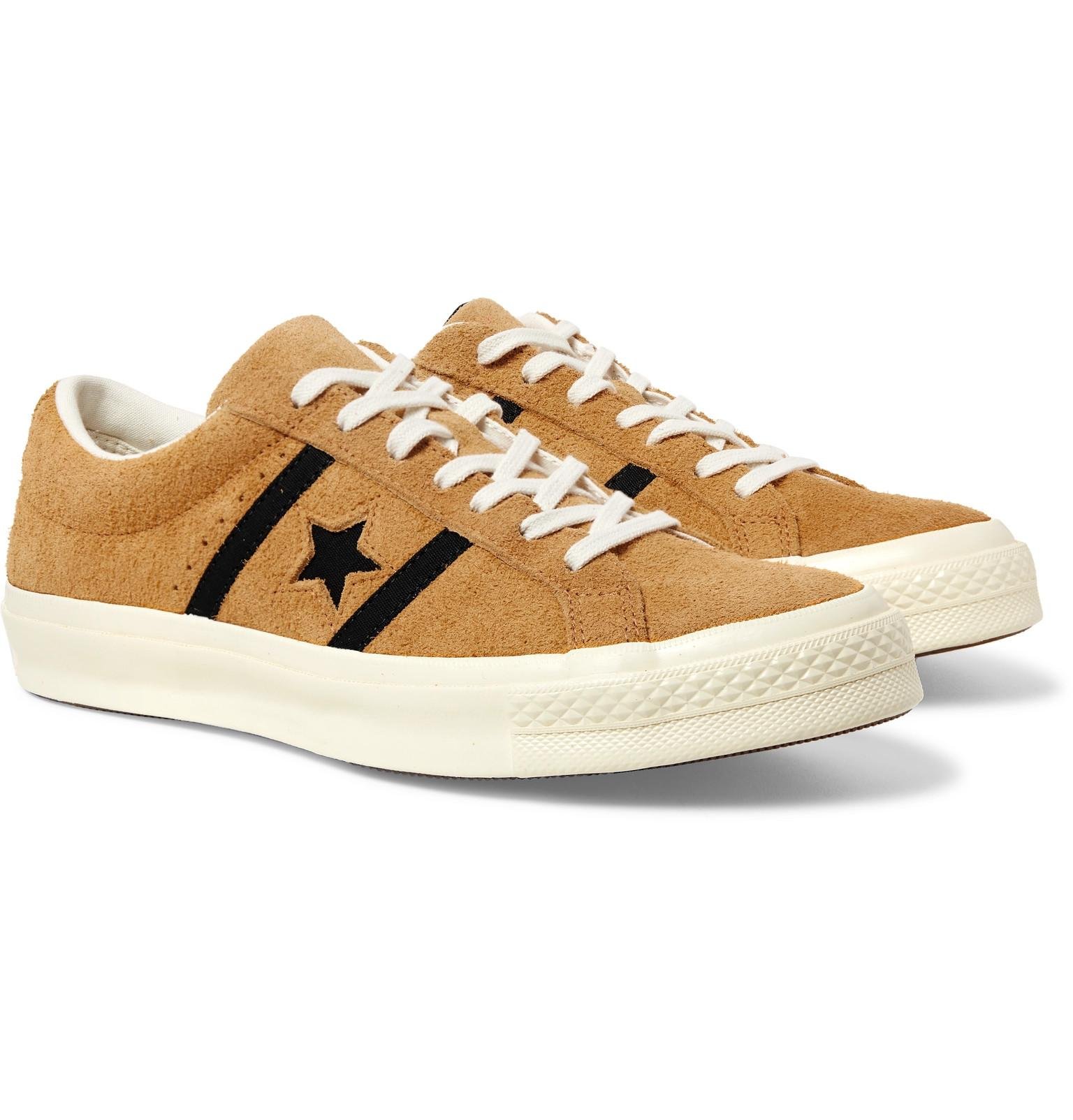 b556e7f11df0e Lyst - Converse One Star Academy Ox Suede Sneakers for Men