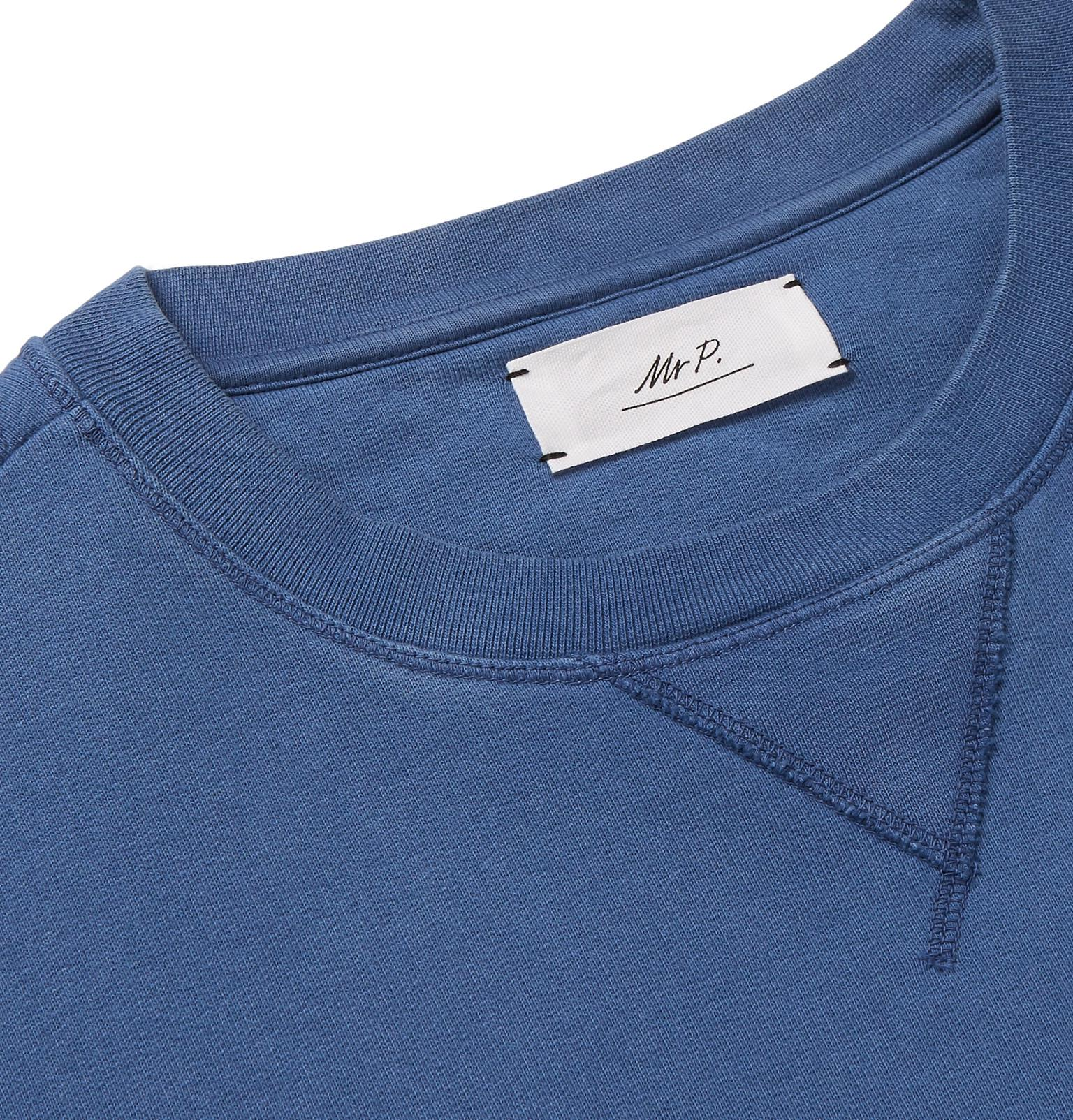 3735db38efe4b7 mr-p-blue-Garment-dyed-Loopback-Cotton-jersey-Sweatshirt.jpeg