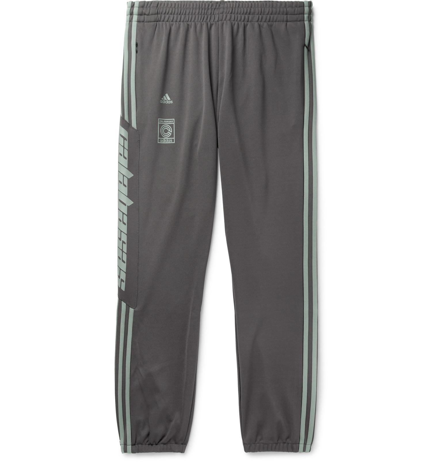 3e32f3e7f3767 adidas Originals + Yeezy Calabasas Slim-fit Tapered Jersey ...